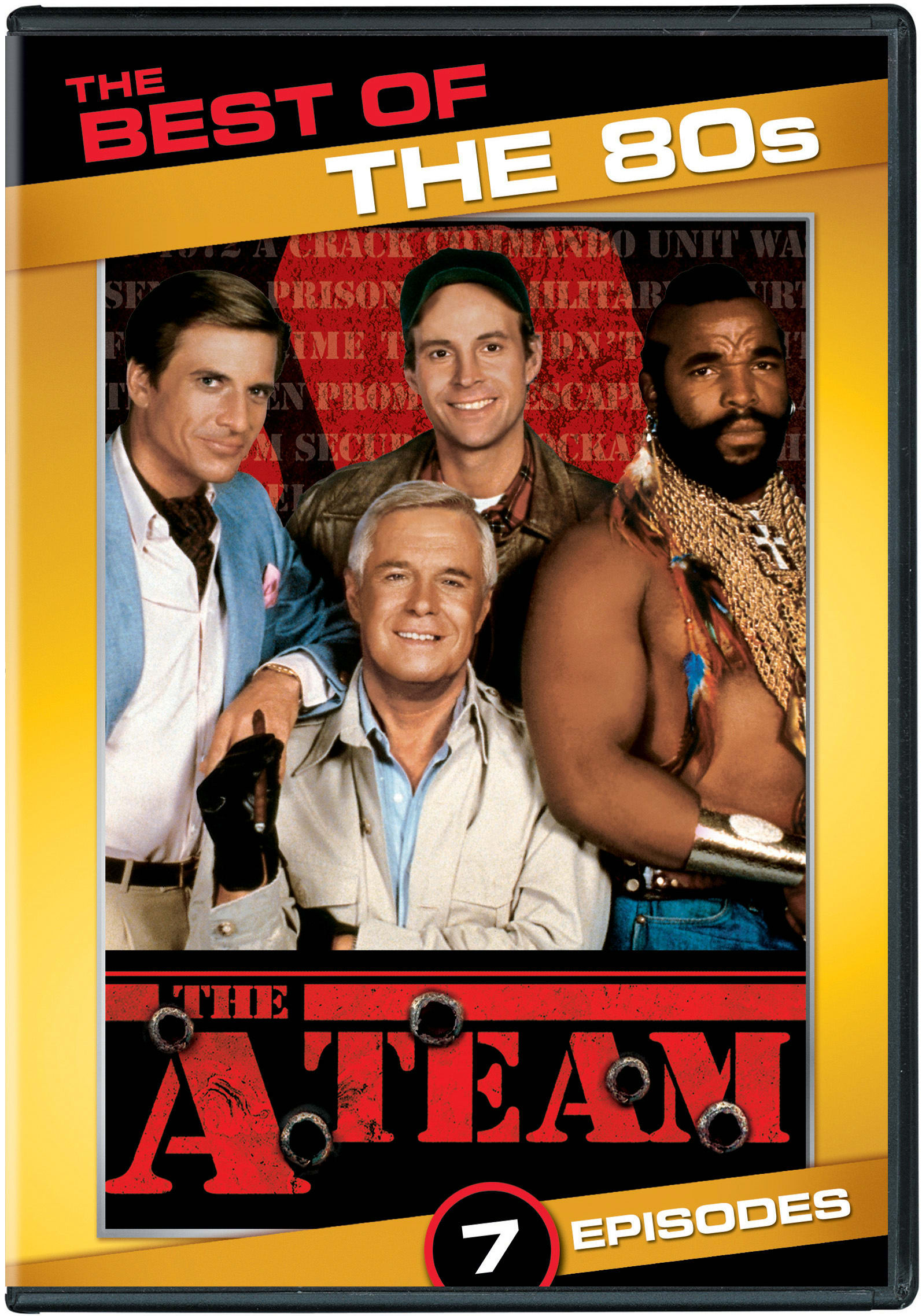 The Best of the 80s: The A-Team [DVD]