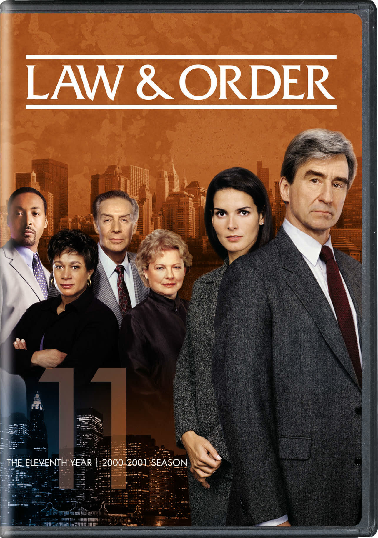 Law & Order: The Eleventh Year [DVD]
