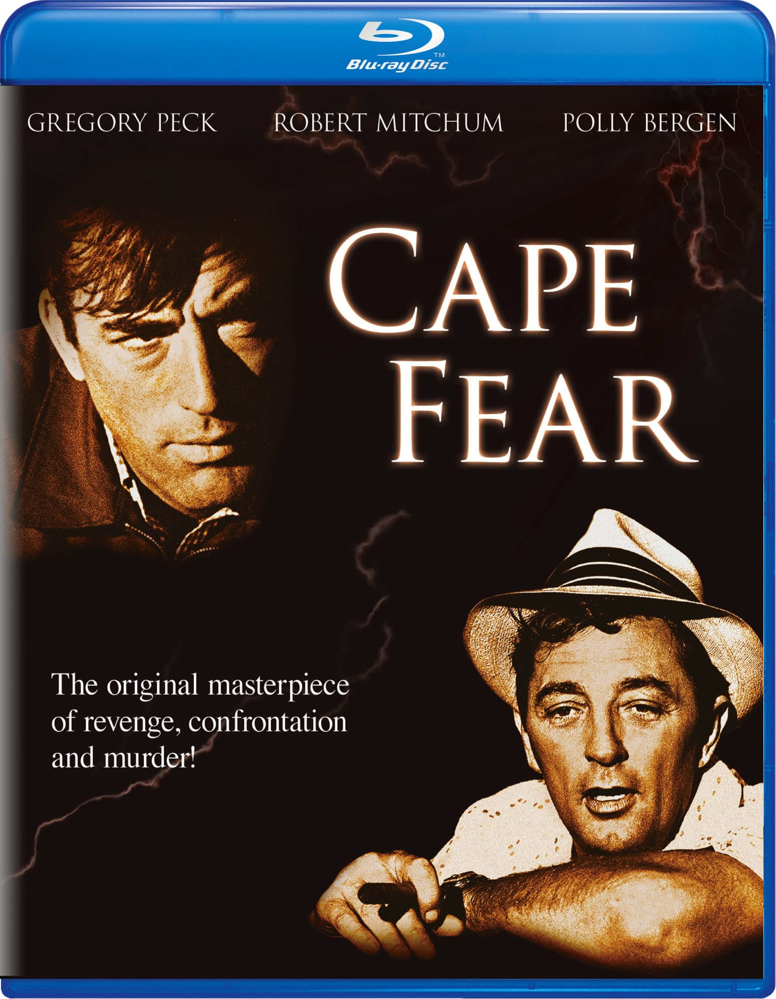 Cape Fear (1962) [Blu-ray]