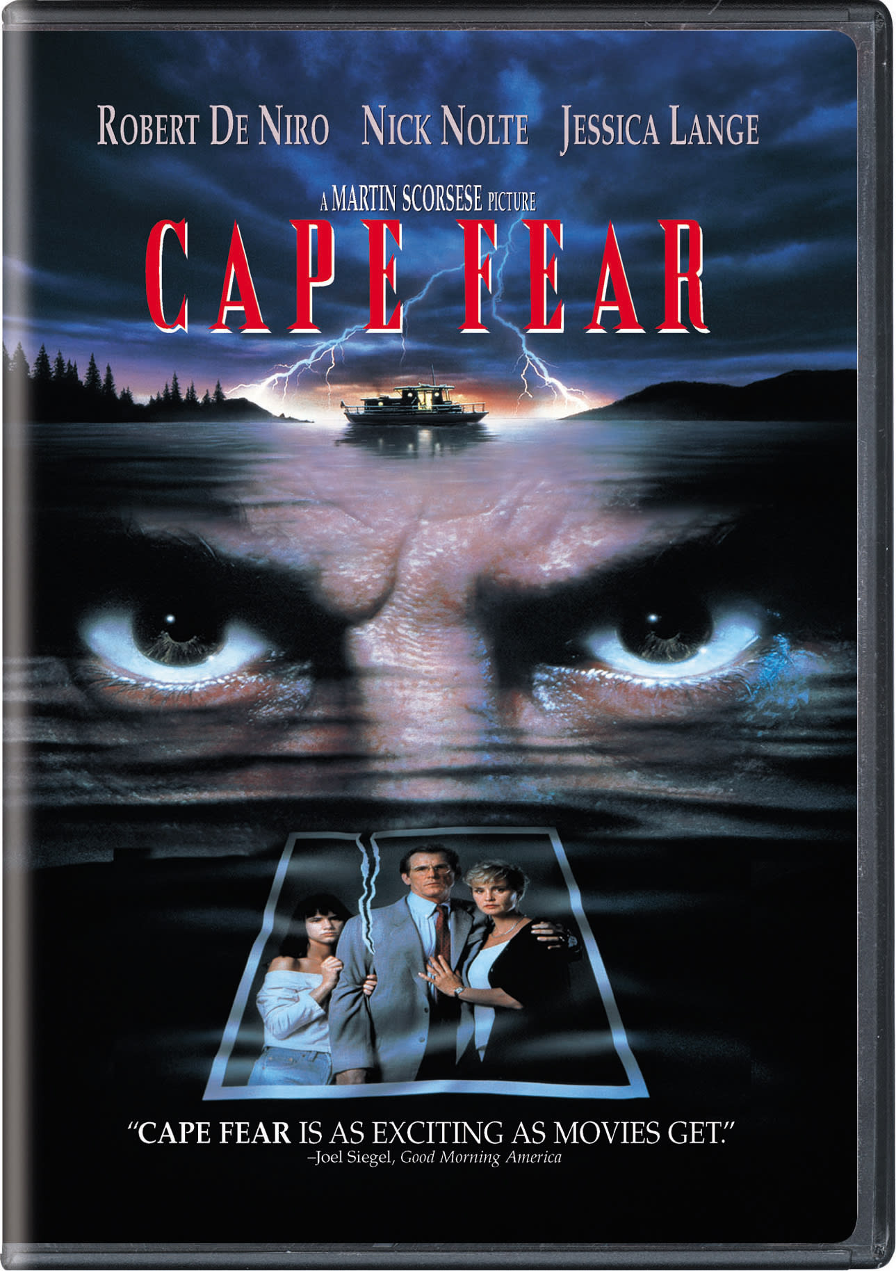 Cape Fear (1991) [DVD]