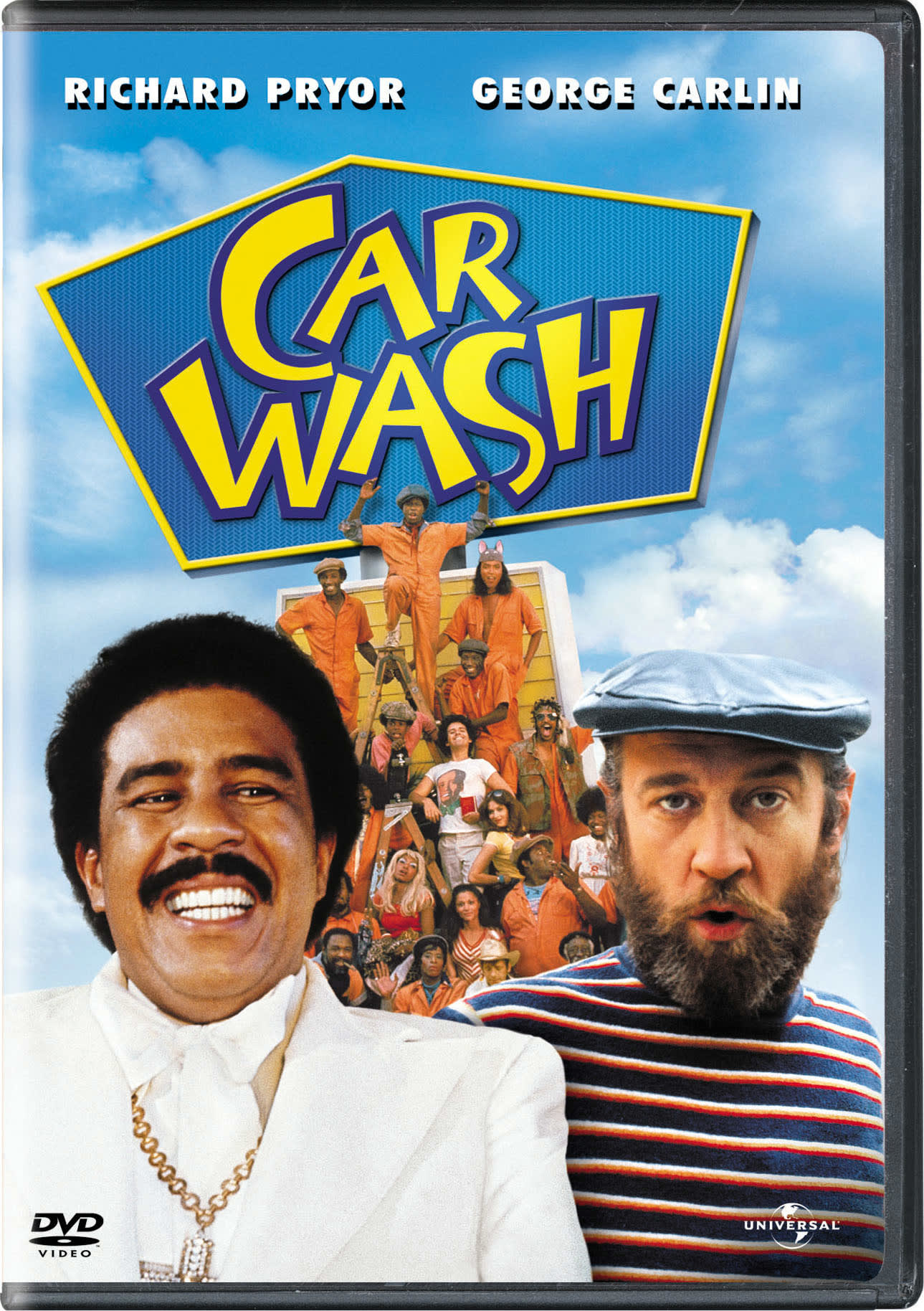Car Wash [DVD]