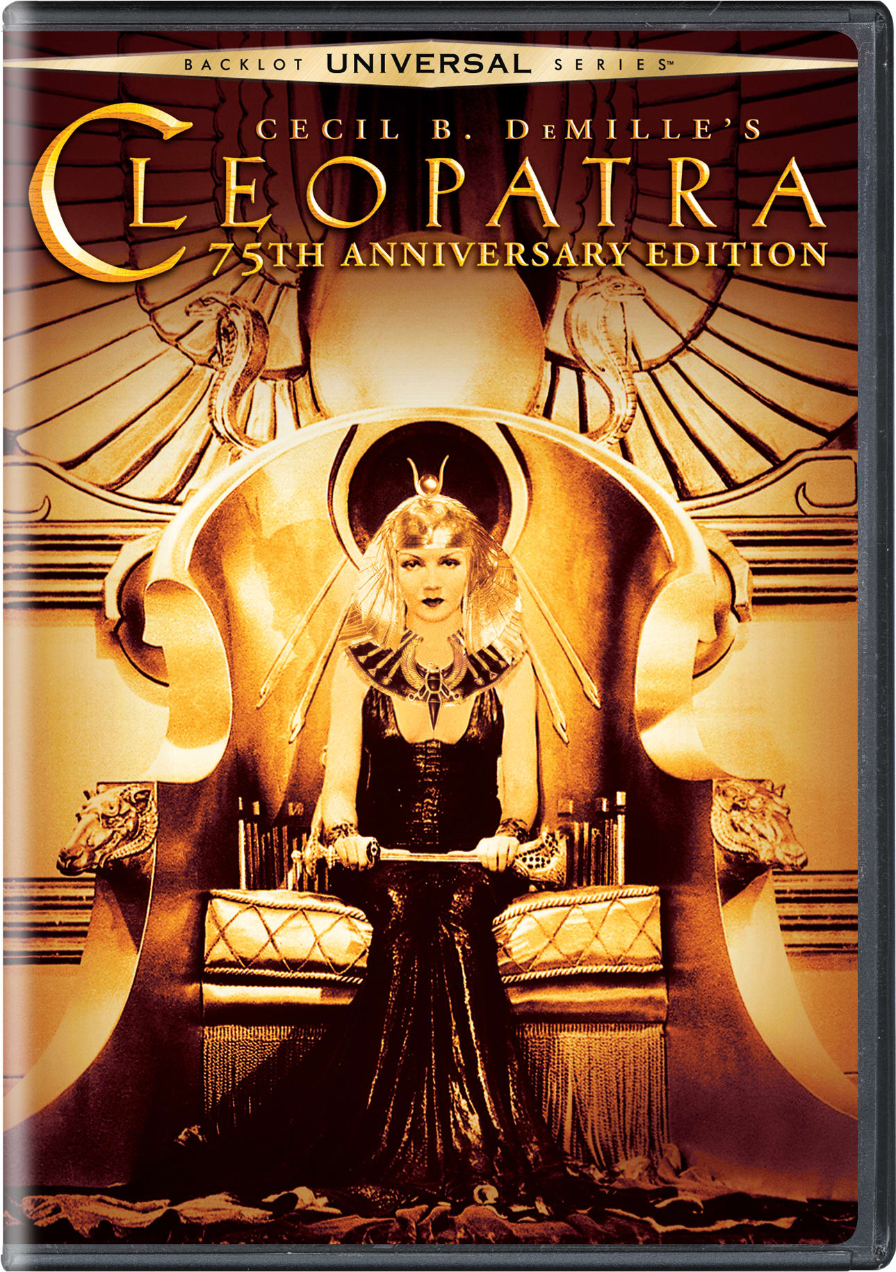 Cleopatra (75th Anniversary Edition) [DVD]