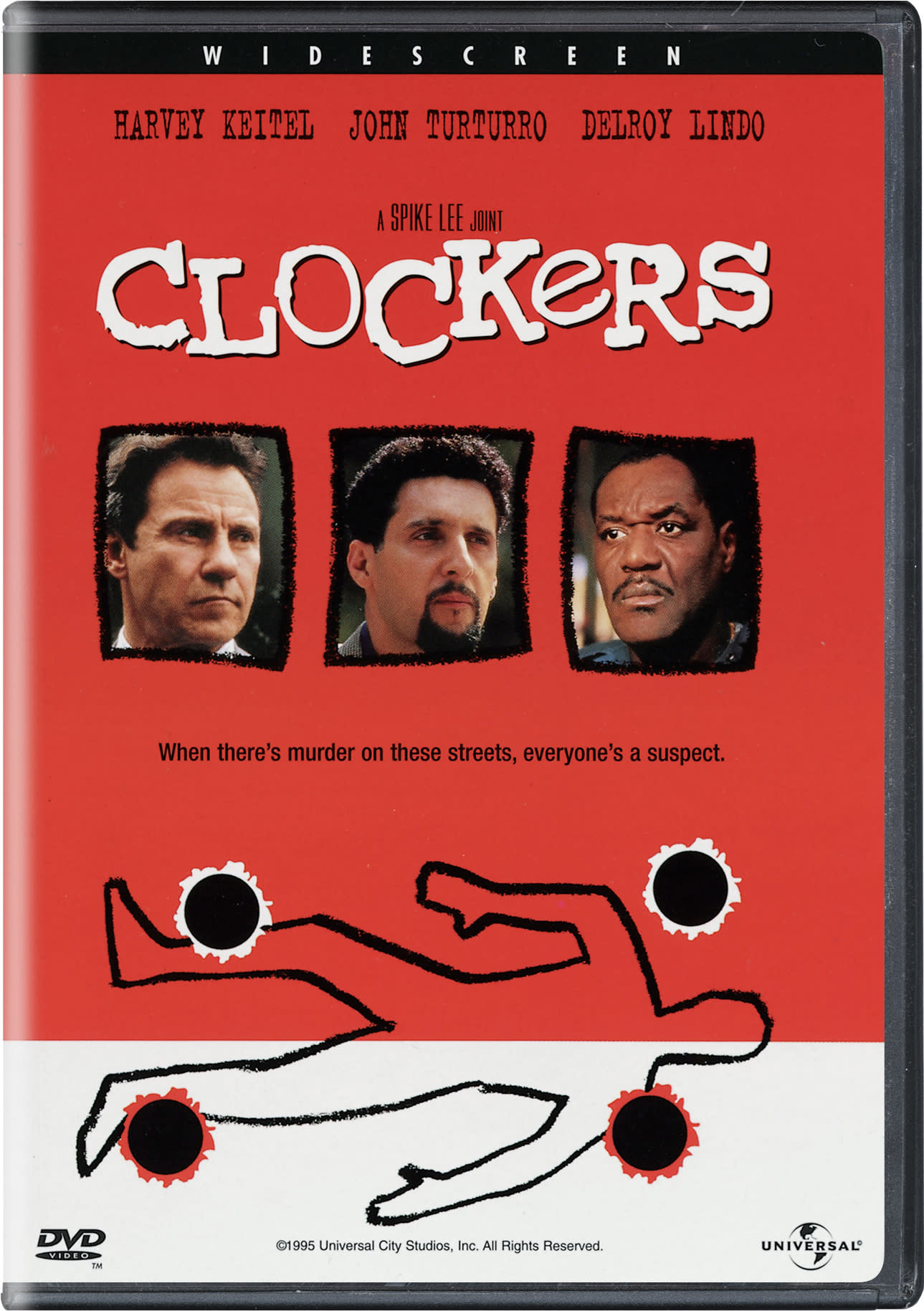 Clockers [DVD]
