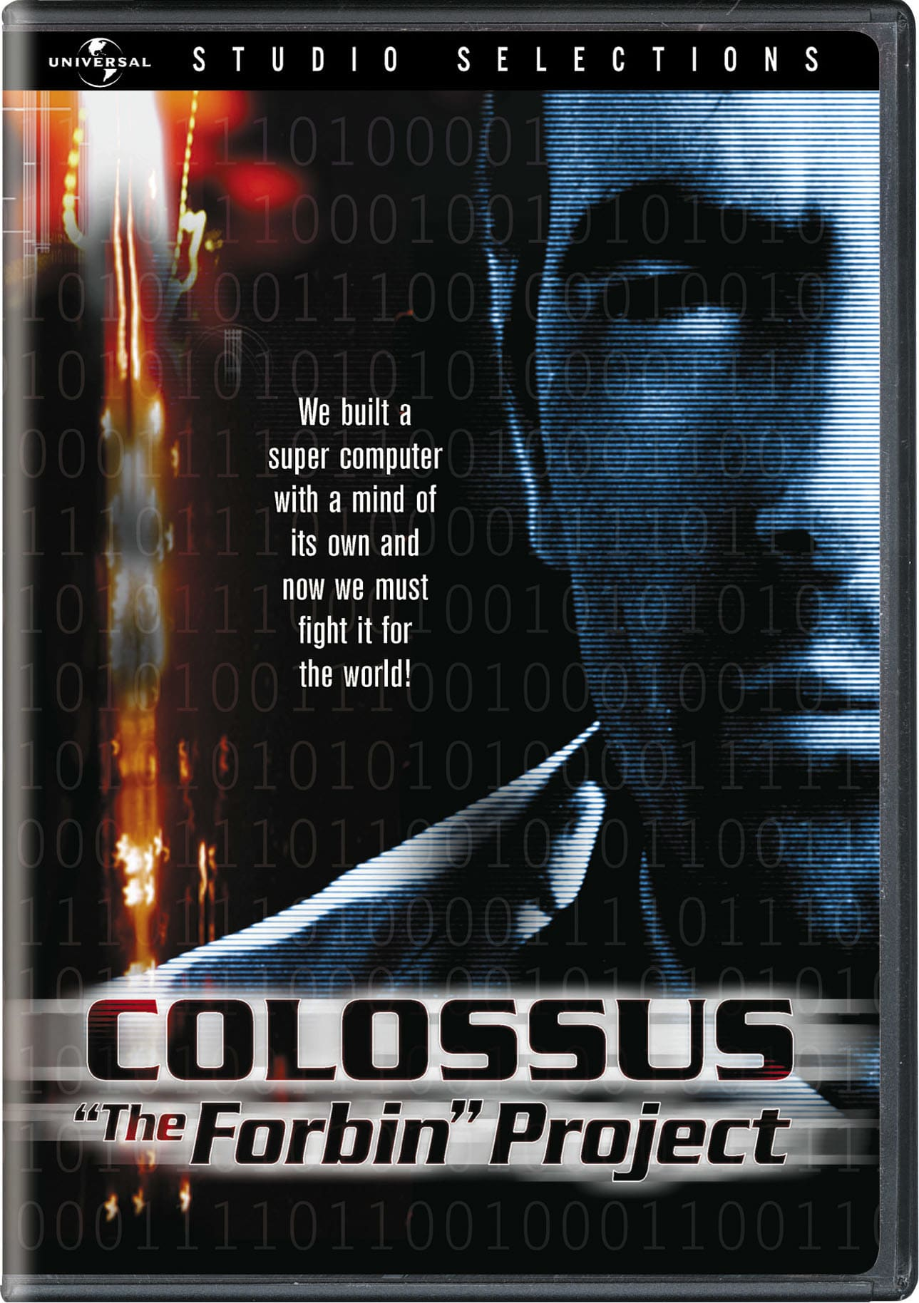 Colossus - The Forbin Project [DVD]