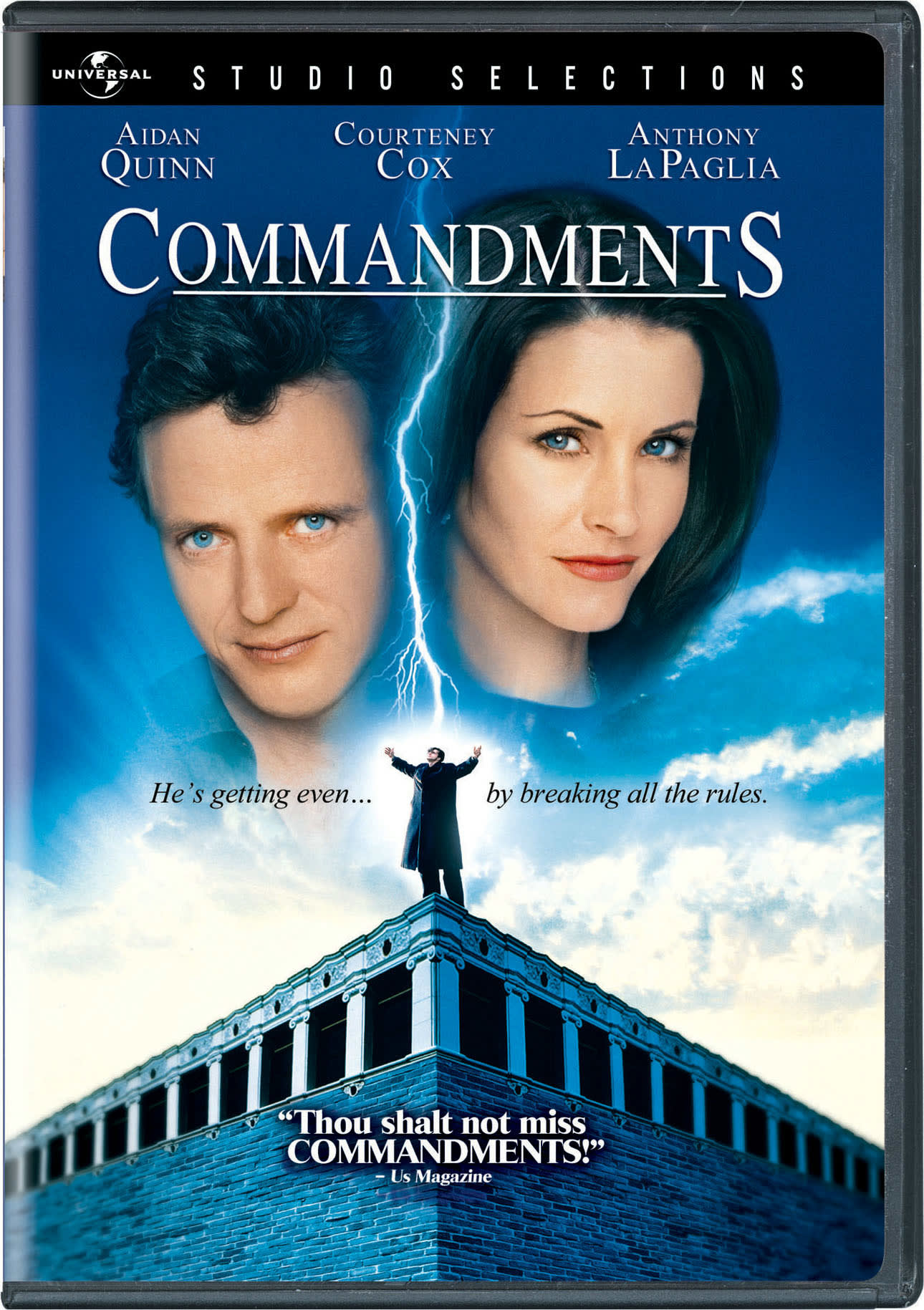 Commandments [DVD]