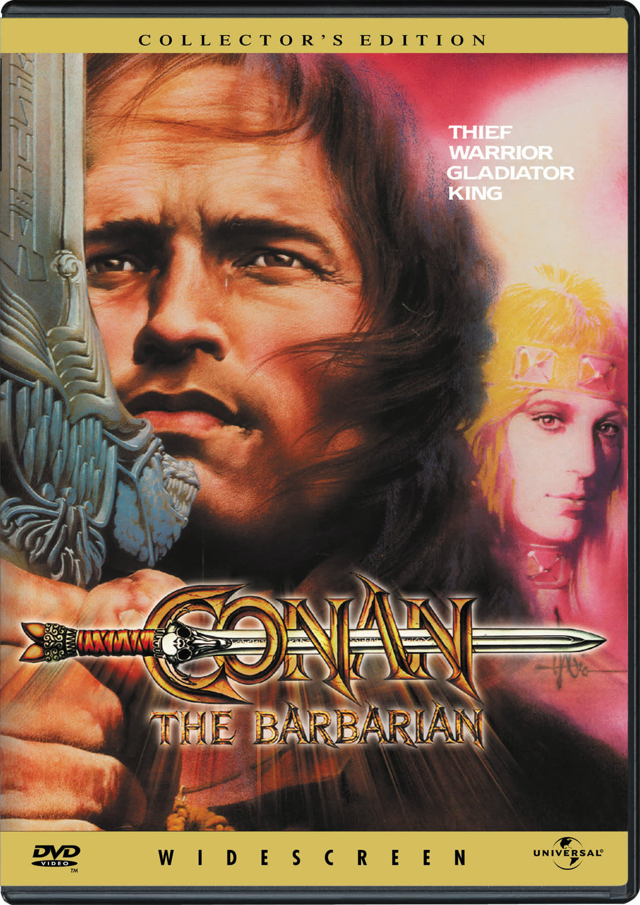 Conan the Barbarian (Collector's Edition) [DVD]