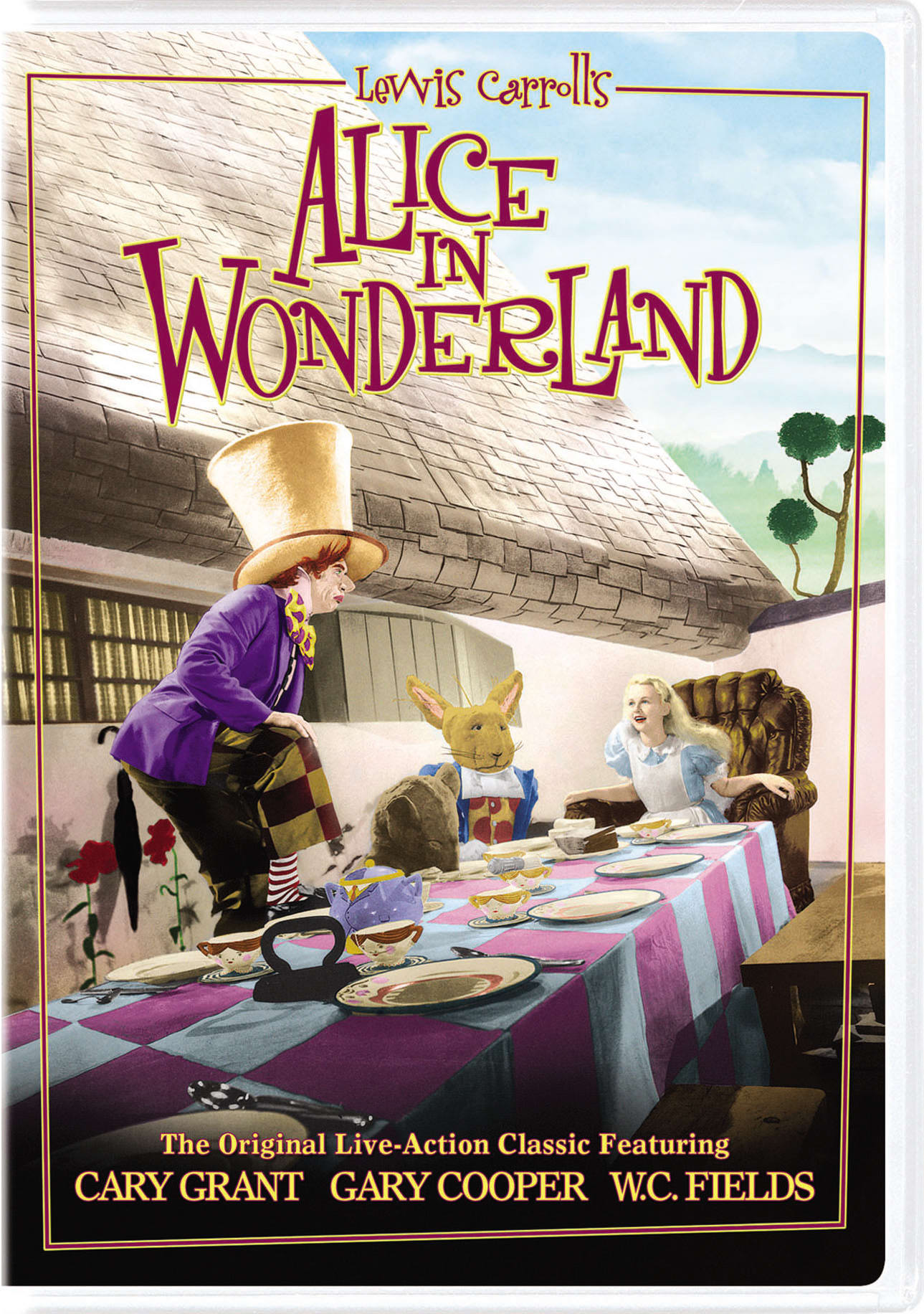 Alice in Wonderland (1933) [DVD]