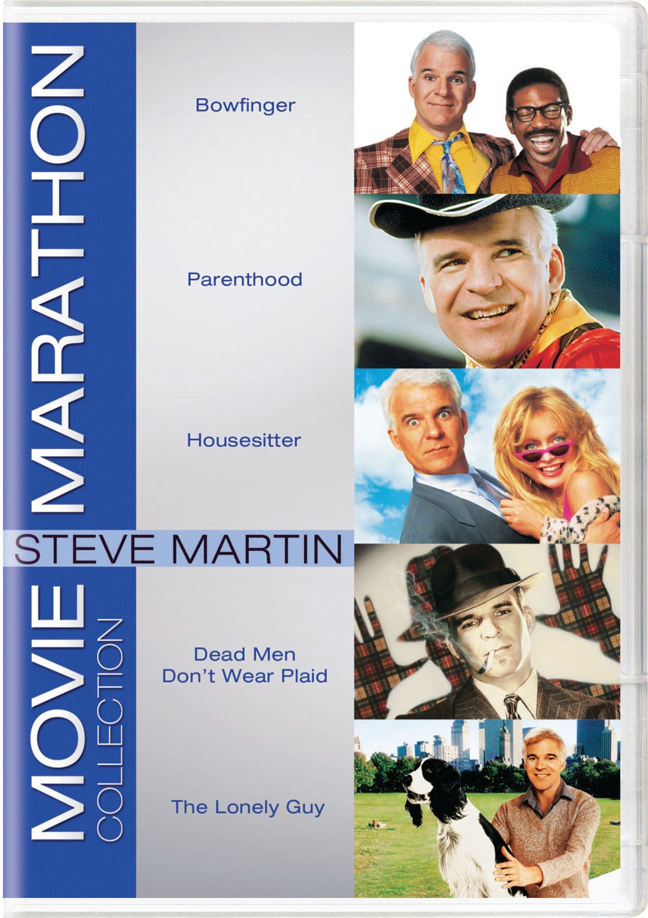 Steve Martin Movie Marathon Collection [DVD]