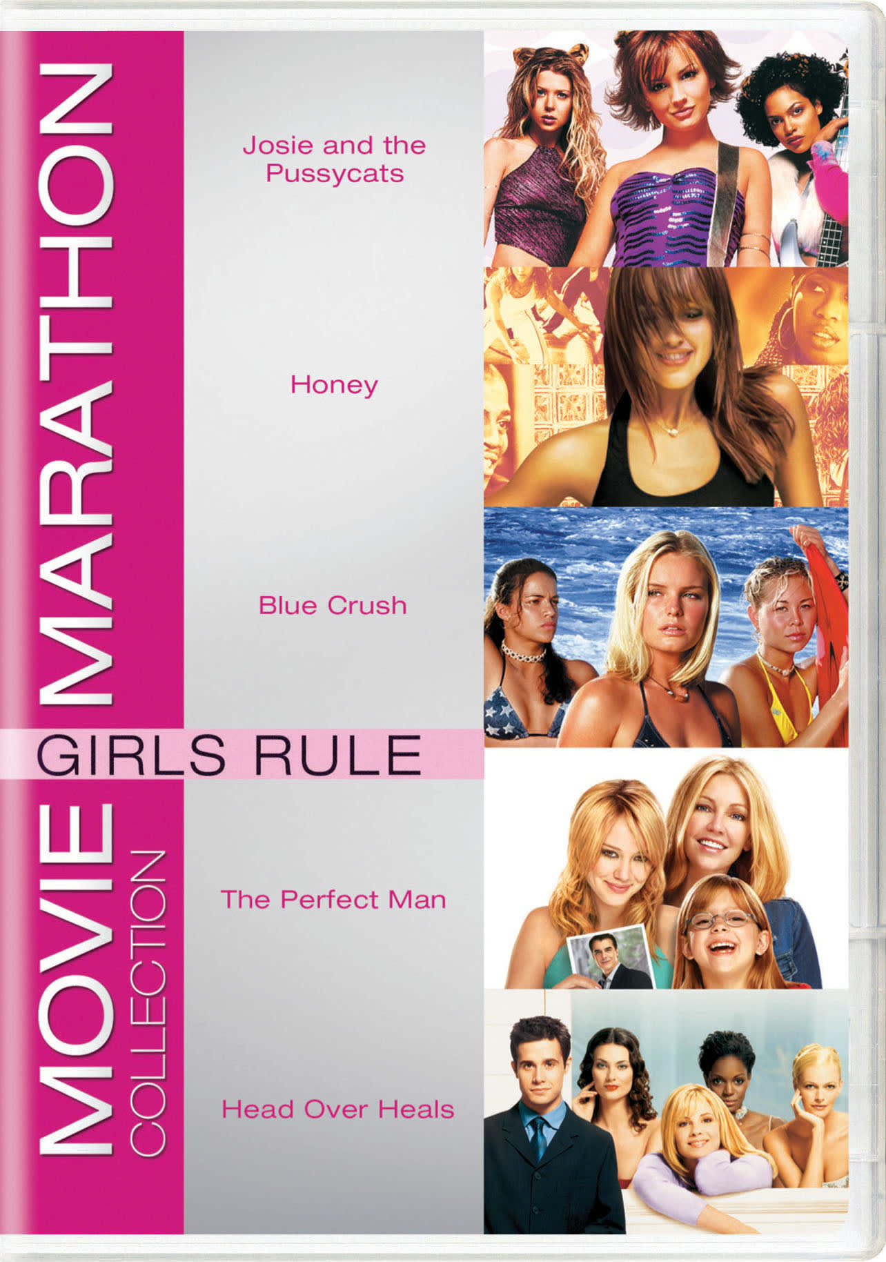 Girls Rule Movie Marathon Collection [DVD]