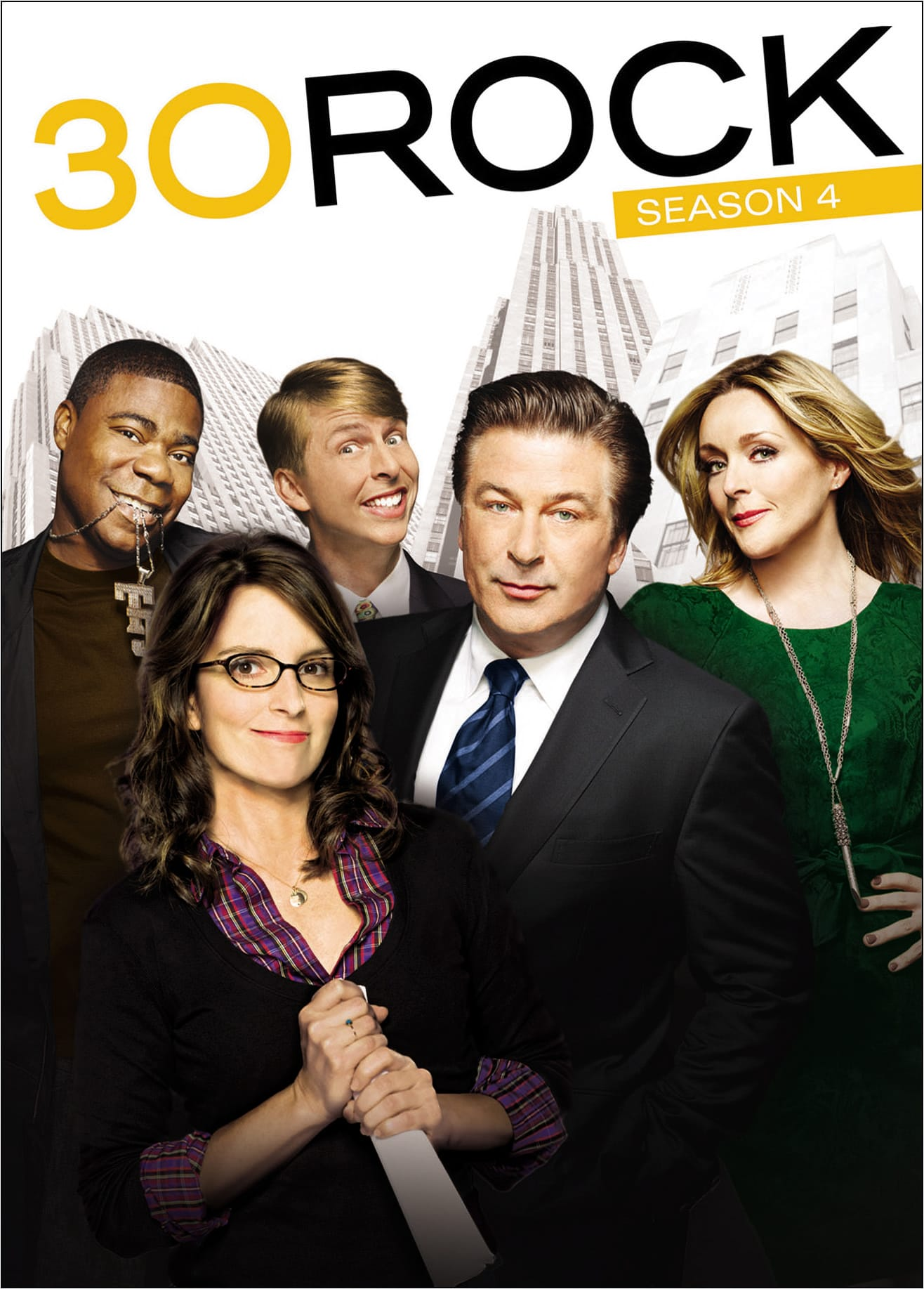 30 Rock: Season 4 [DVD]