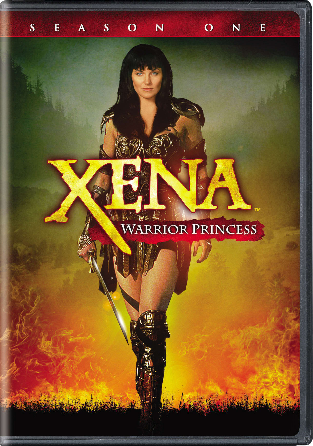 Xena - Warrior Princess: Complete Season 1 [DVD]