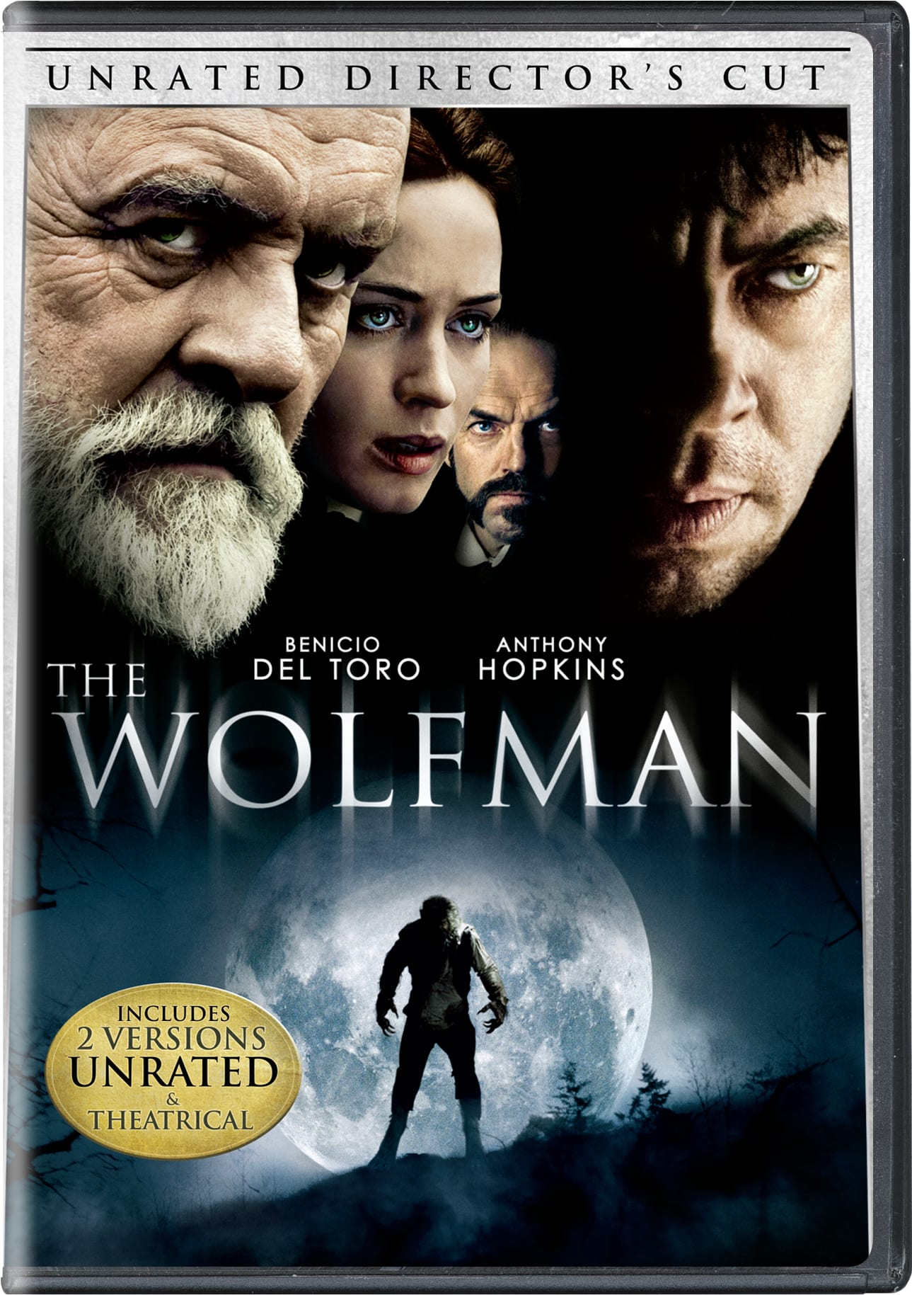The Wolfman [DVD]
