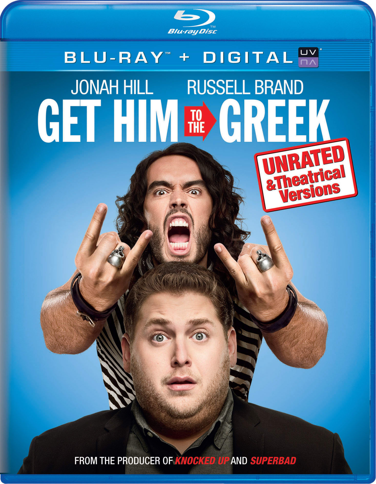 Get Him to the Greek (Digital) [Blu-ray]