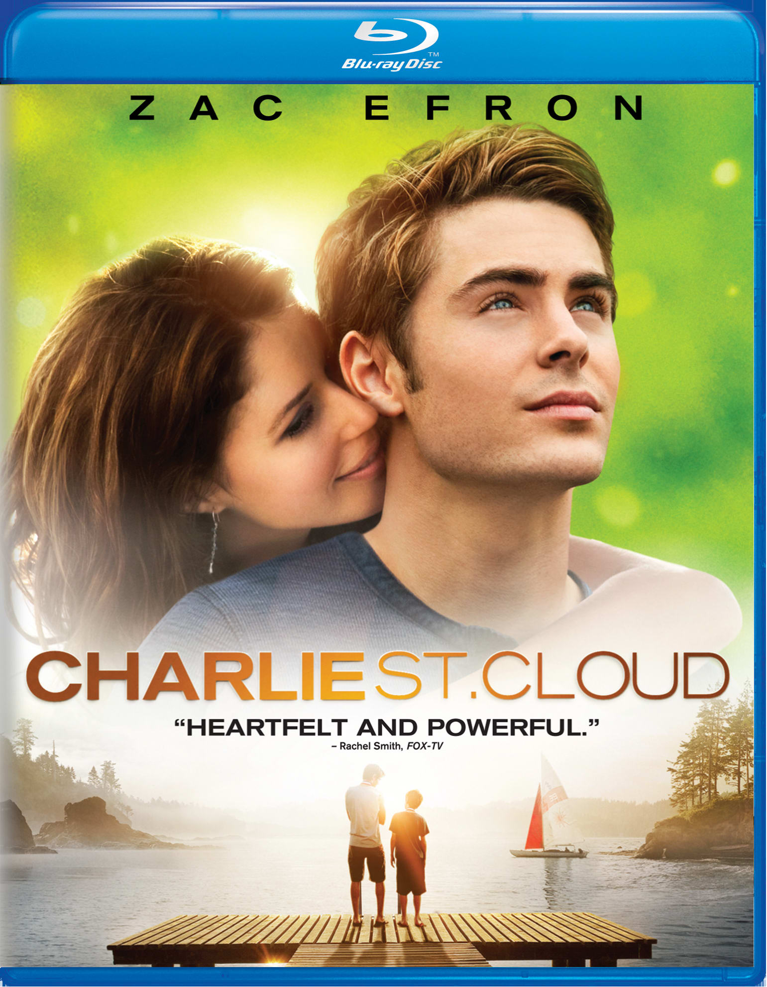 The Death and Life of Charlie St. Cloud [Blu-ray]