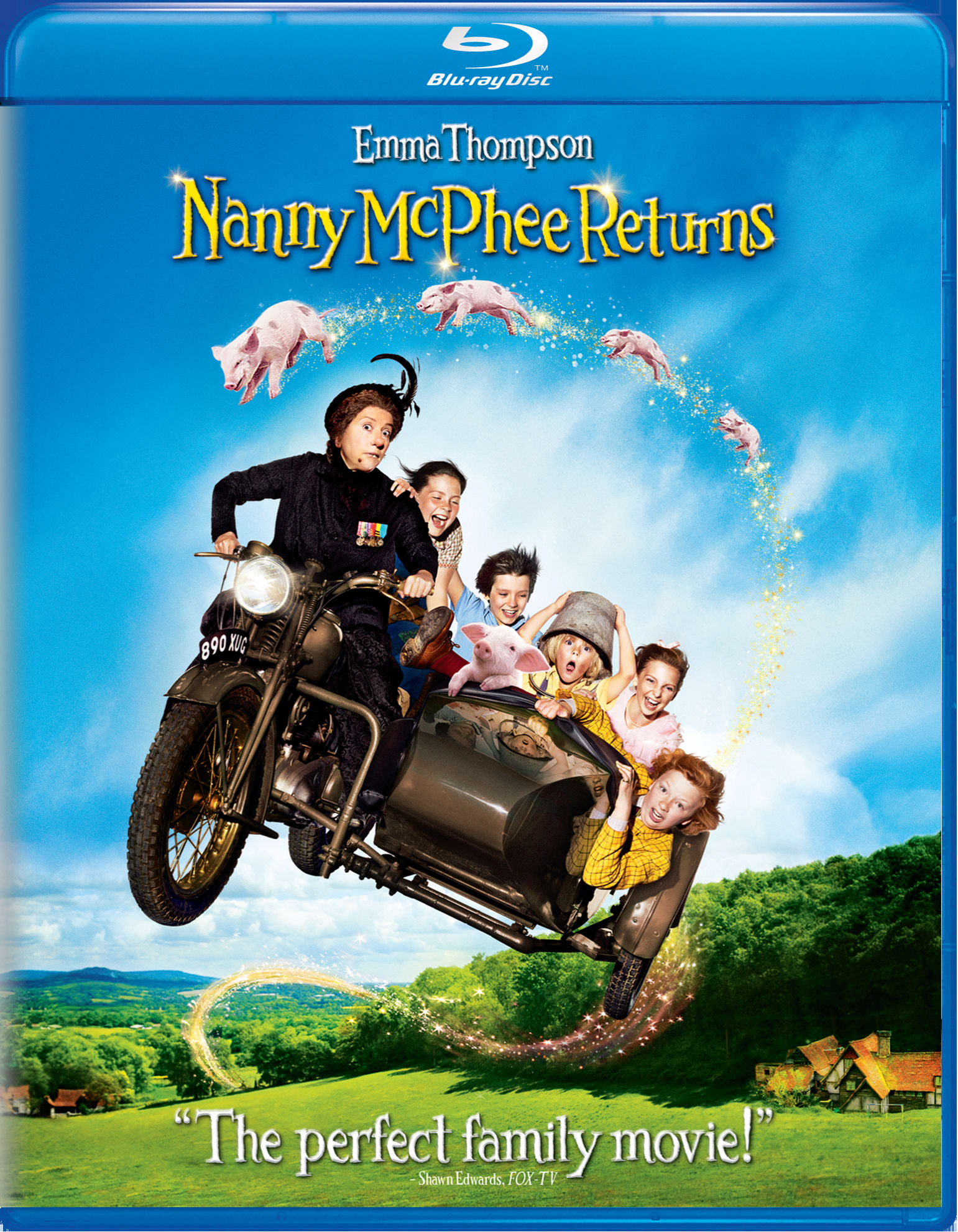 Nanny McPhee and the Big Bang [Blu-ray]