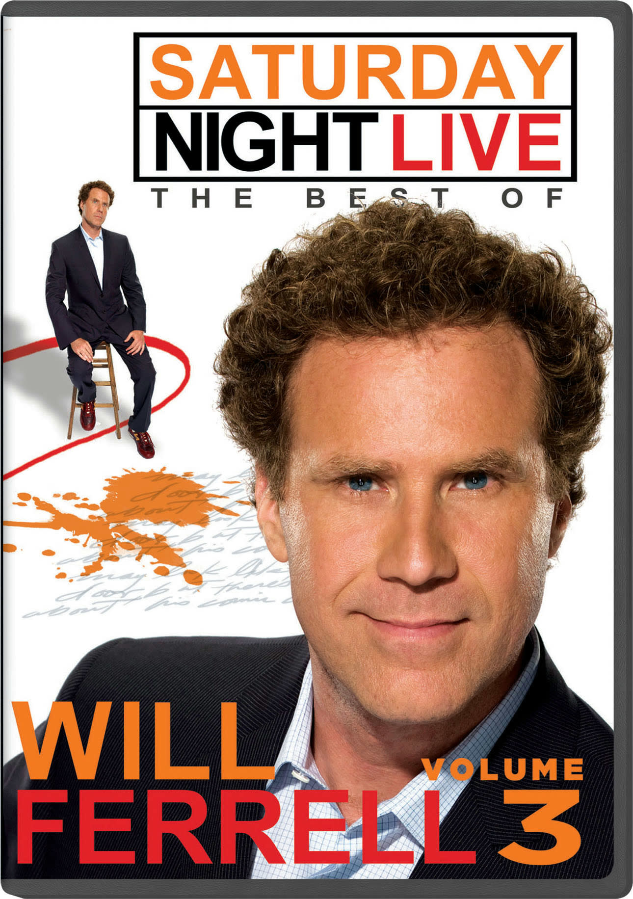 Saturday Night Live: The Best of Will Ferrell - Volume 3 [DVD]