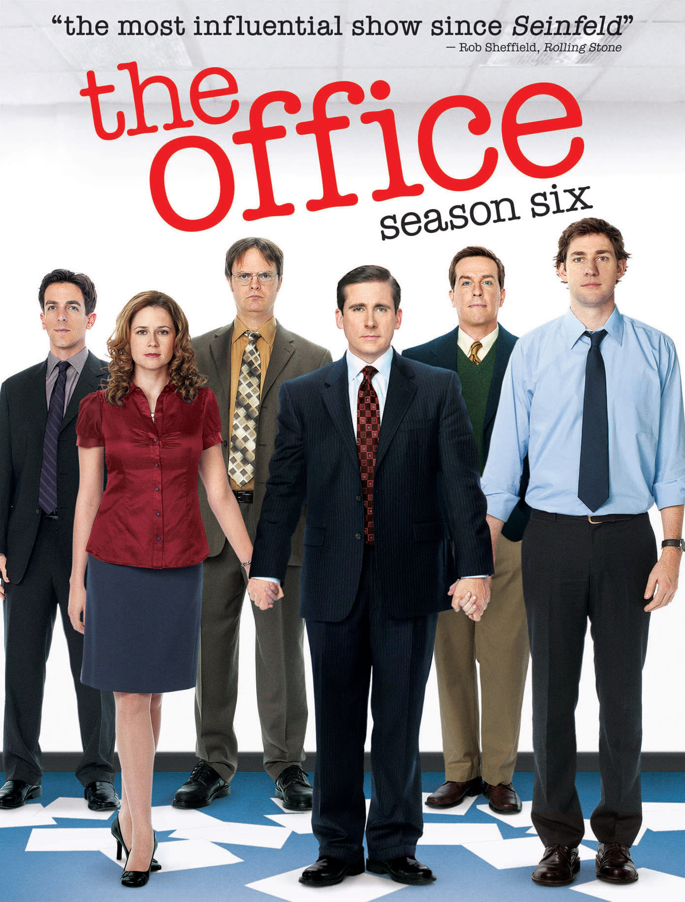 The Office - An American Workplace: Season 6 (2010) [DVD]