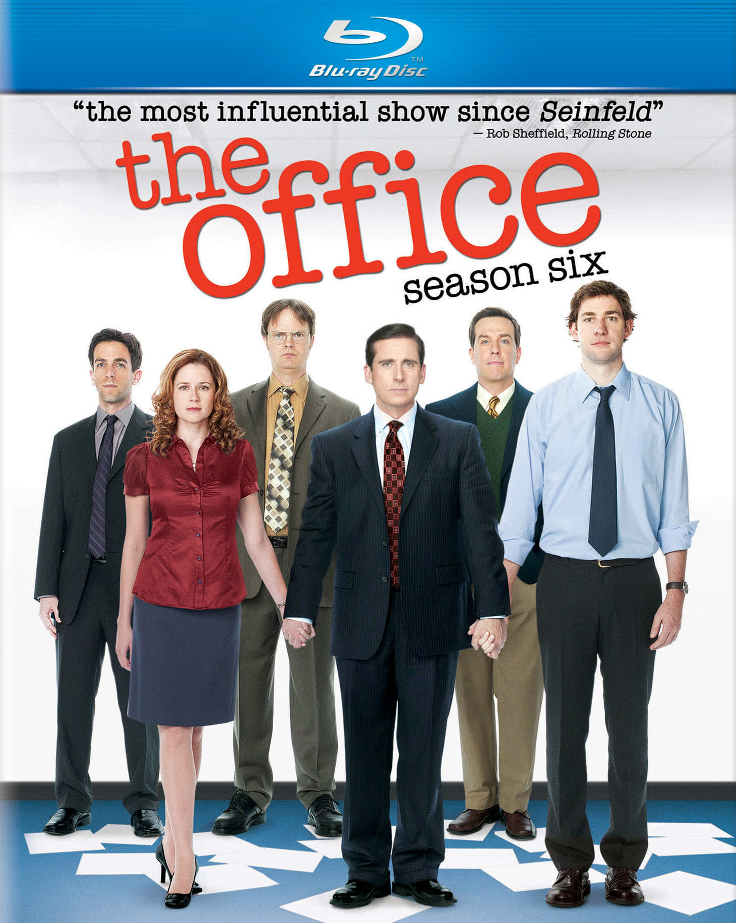 The Office - An American Workplace: Season 6 [Blu-ray]