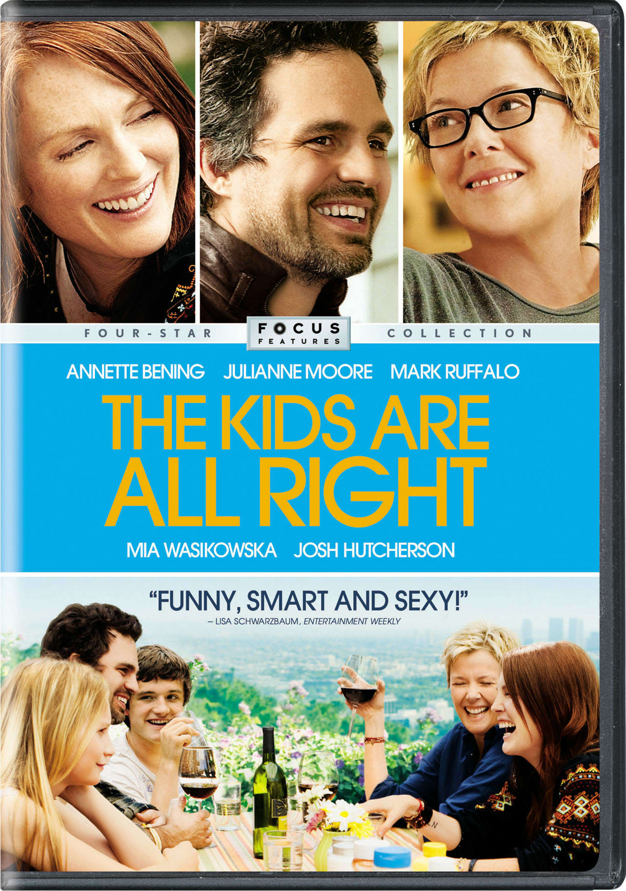 The Kids Are All Right [DVD]