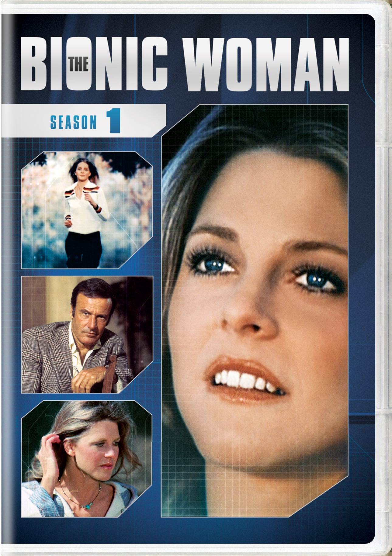 The Bionic Woman: Season 1 [DVD]