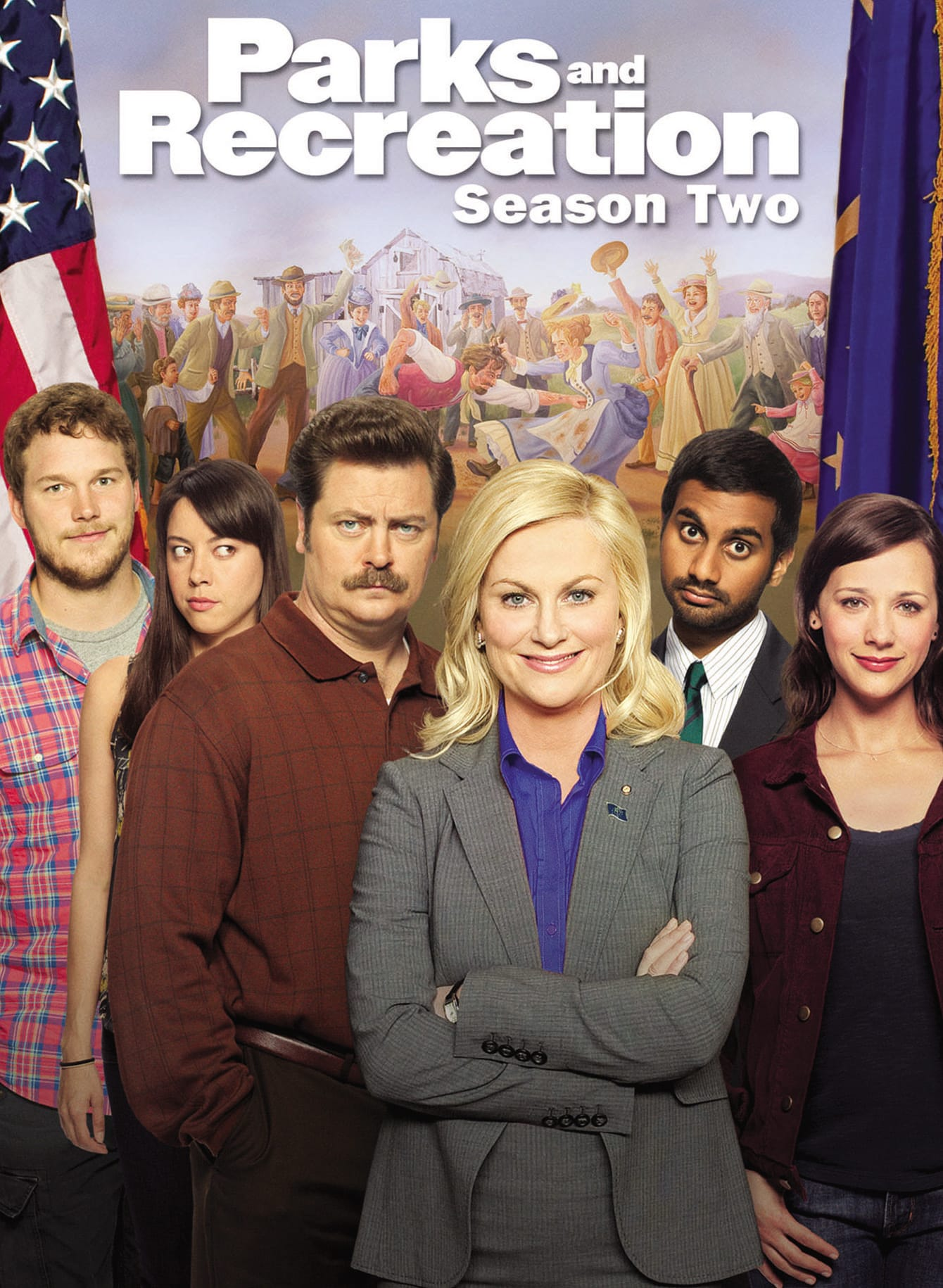 Parks and Recreation: Season Two [DVD]