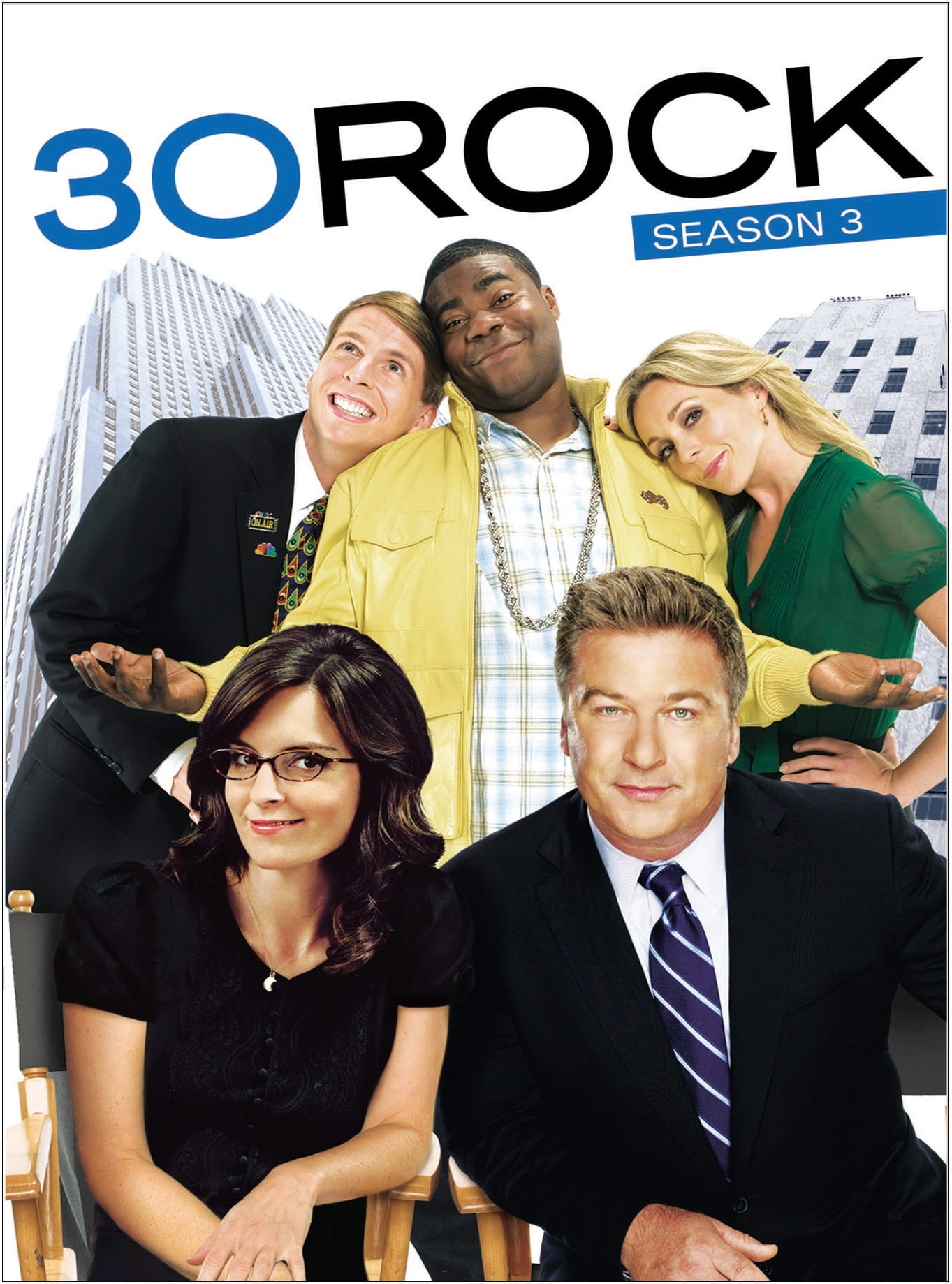 30 Rock: Season 3 [DVD]