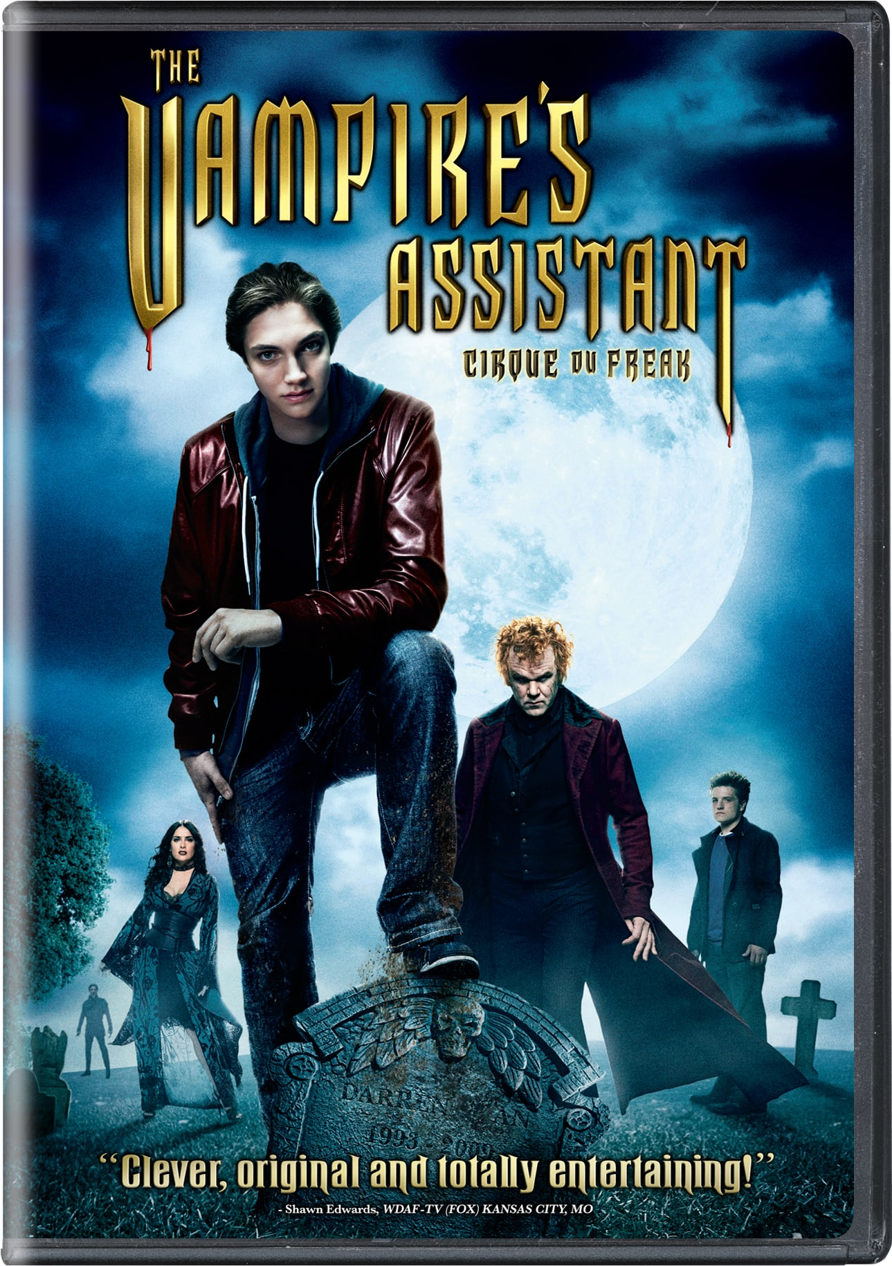 Cirque Du Freak - The Vampire's Assistant [DVD]