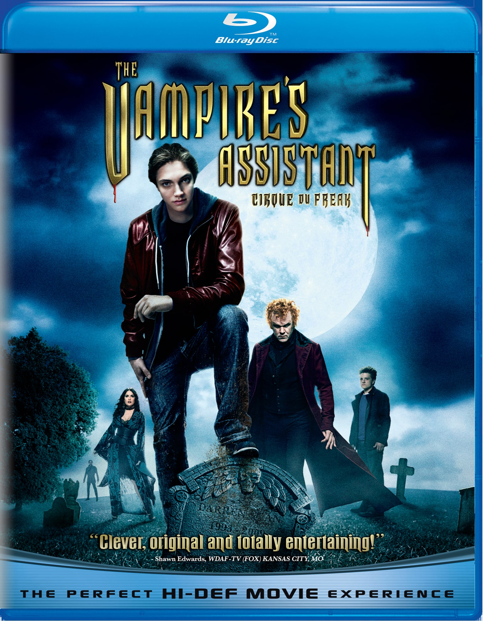 Cirque Du Freak - The Vampire's Assistant [Blu-ray]