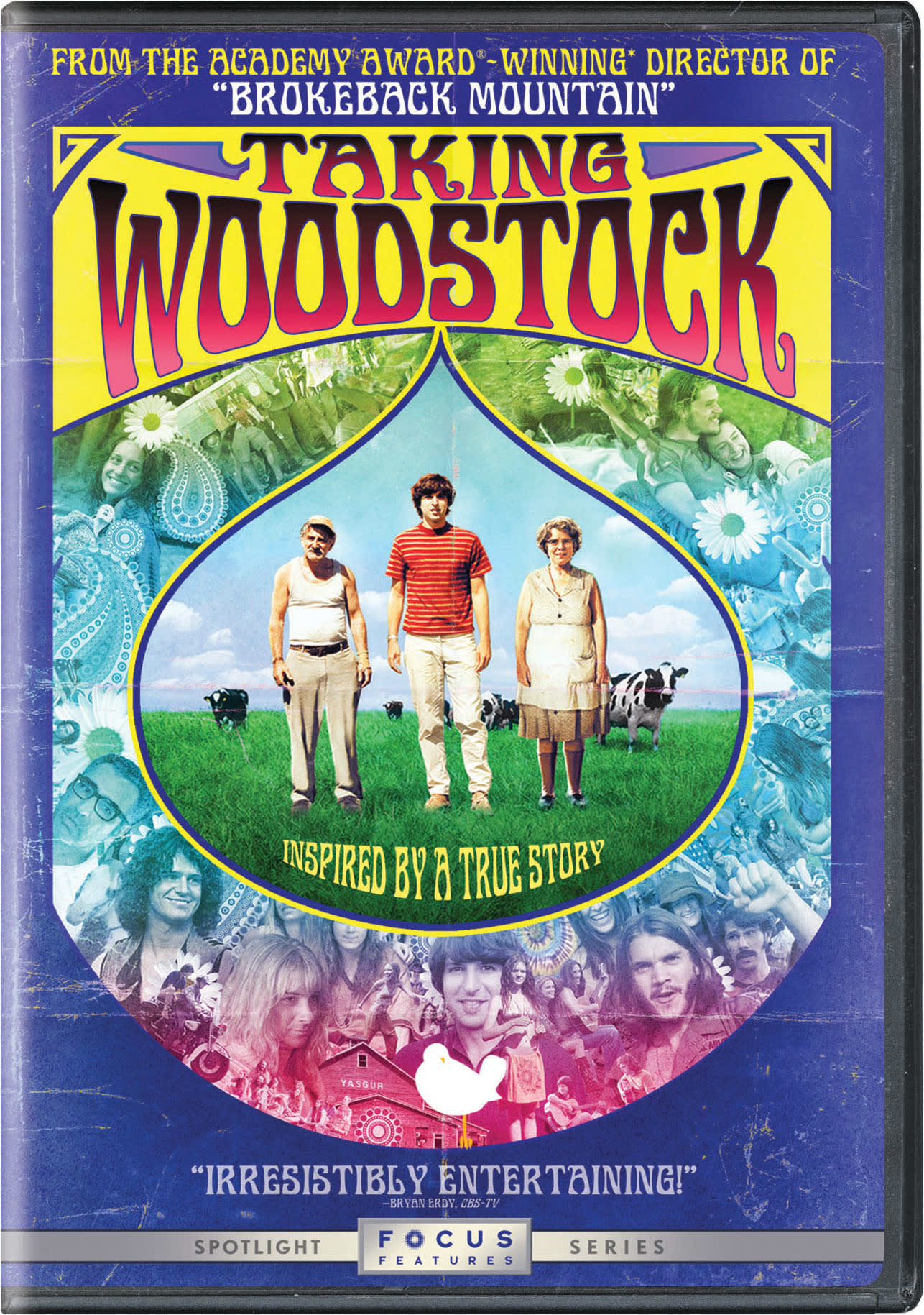 Taking Woodstock [DVD]