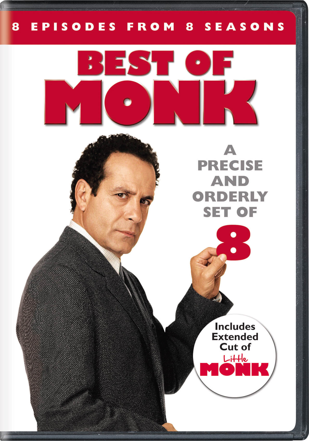Best of Monk [DVD]