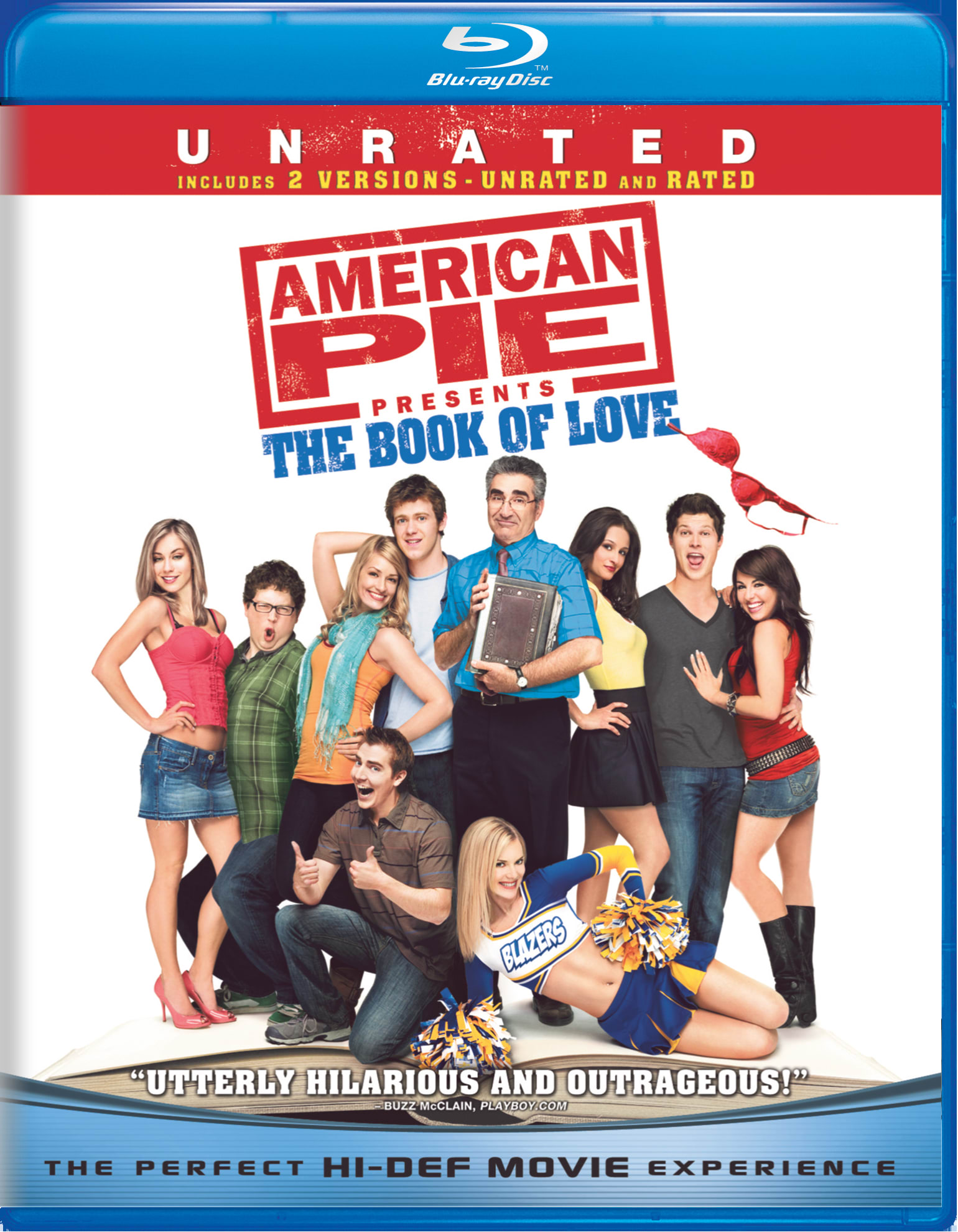 American Pie Presents: Book of Love [Blu-ray]