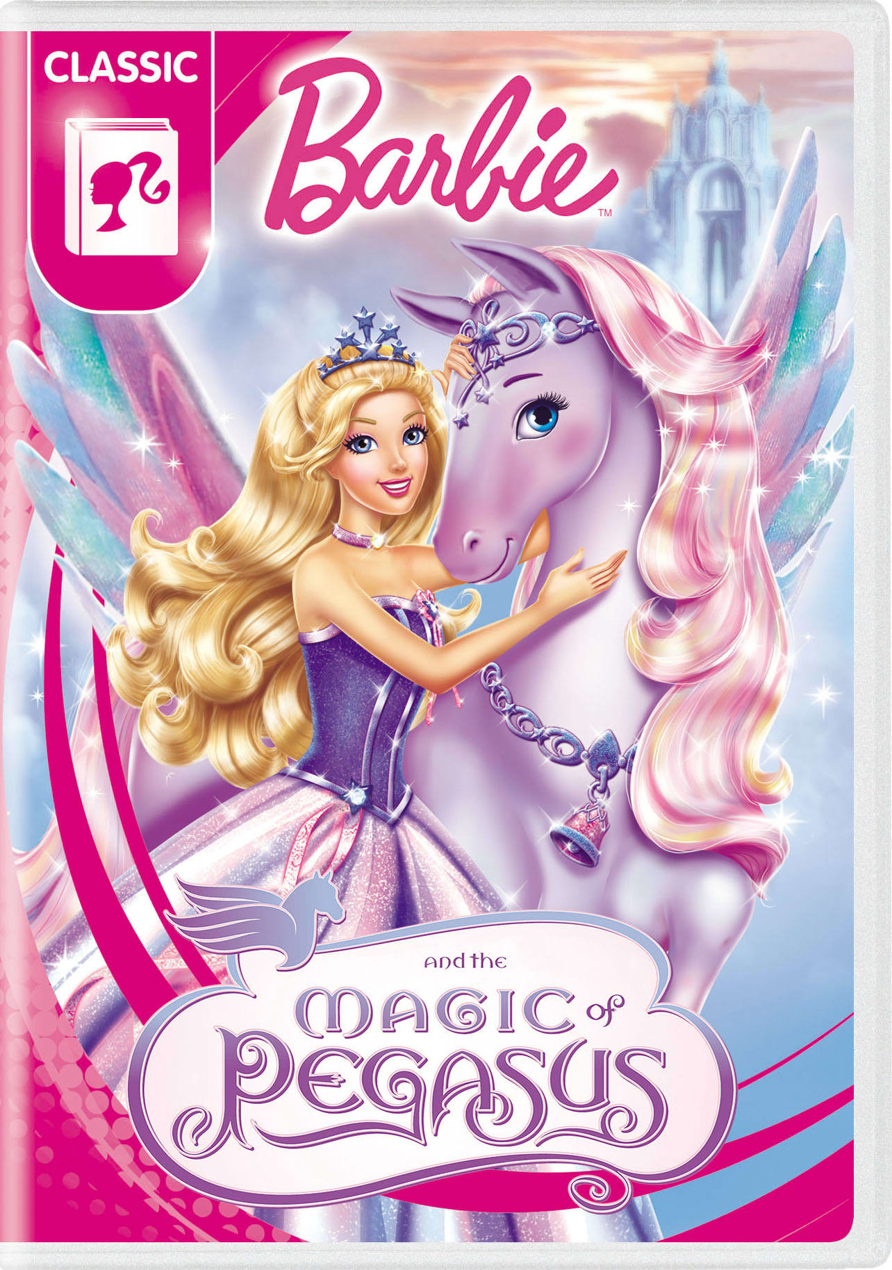 Barbie: The Magic of Pegasus [DVD]
