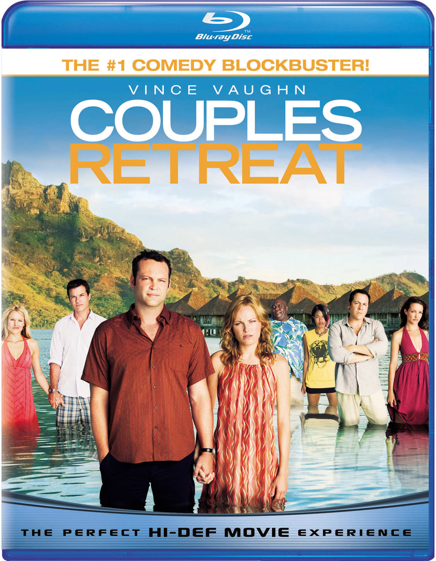Couples Retreat (2010) [Blu-ray]