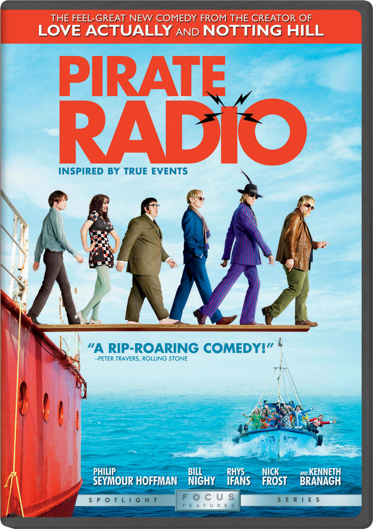 Pirate Radio [DVD]