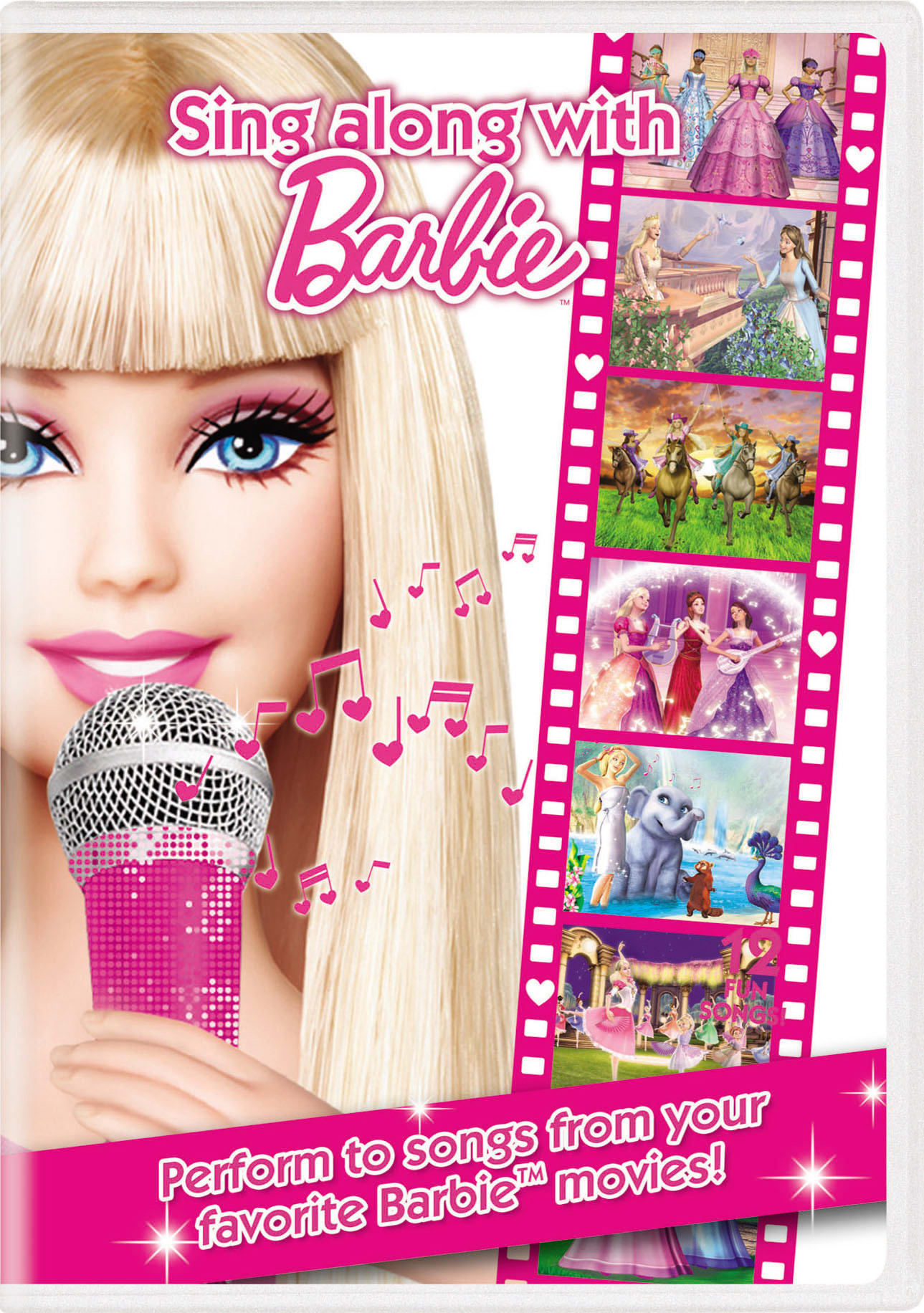 Sing Along with Barbie [DVD]