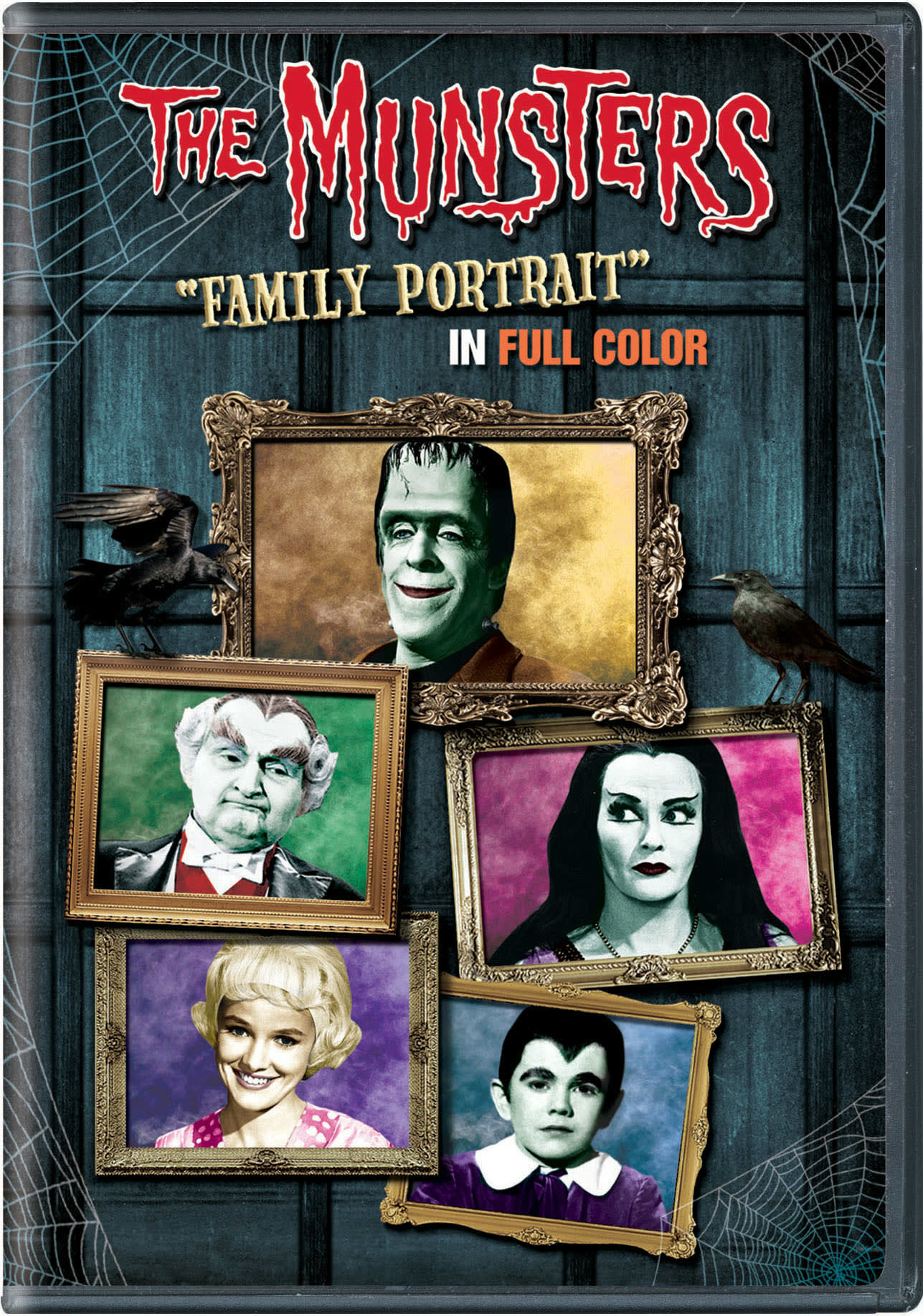 The Munsters: Family Portrait (2008) [DVD]
