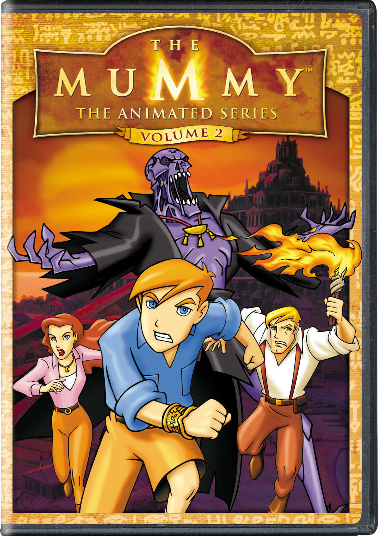 The Mummy: The Animated Series - Volume 2 [DVD]