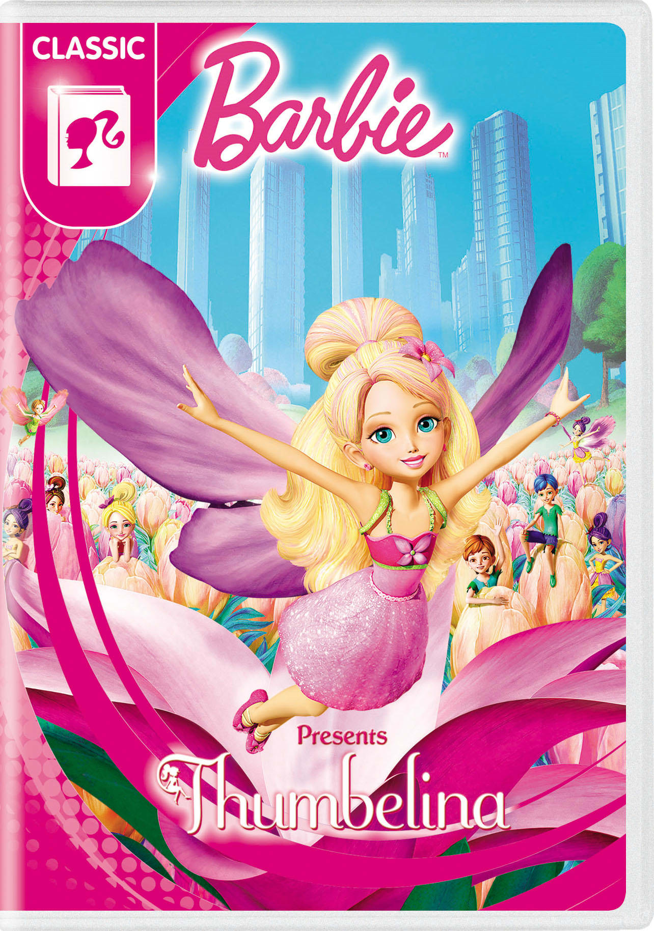 Barbie Presents Thumbelina [DVD]