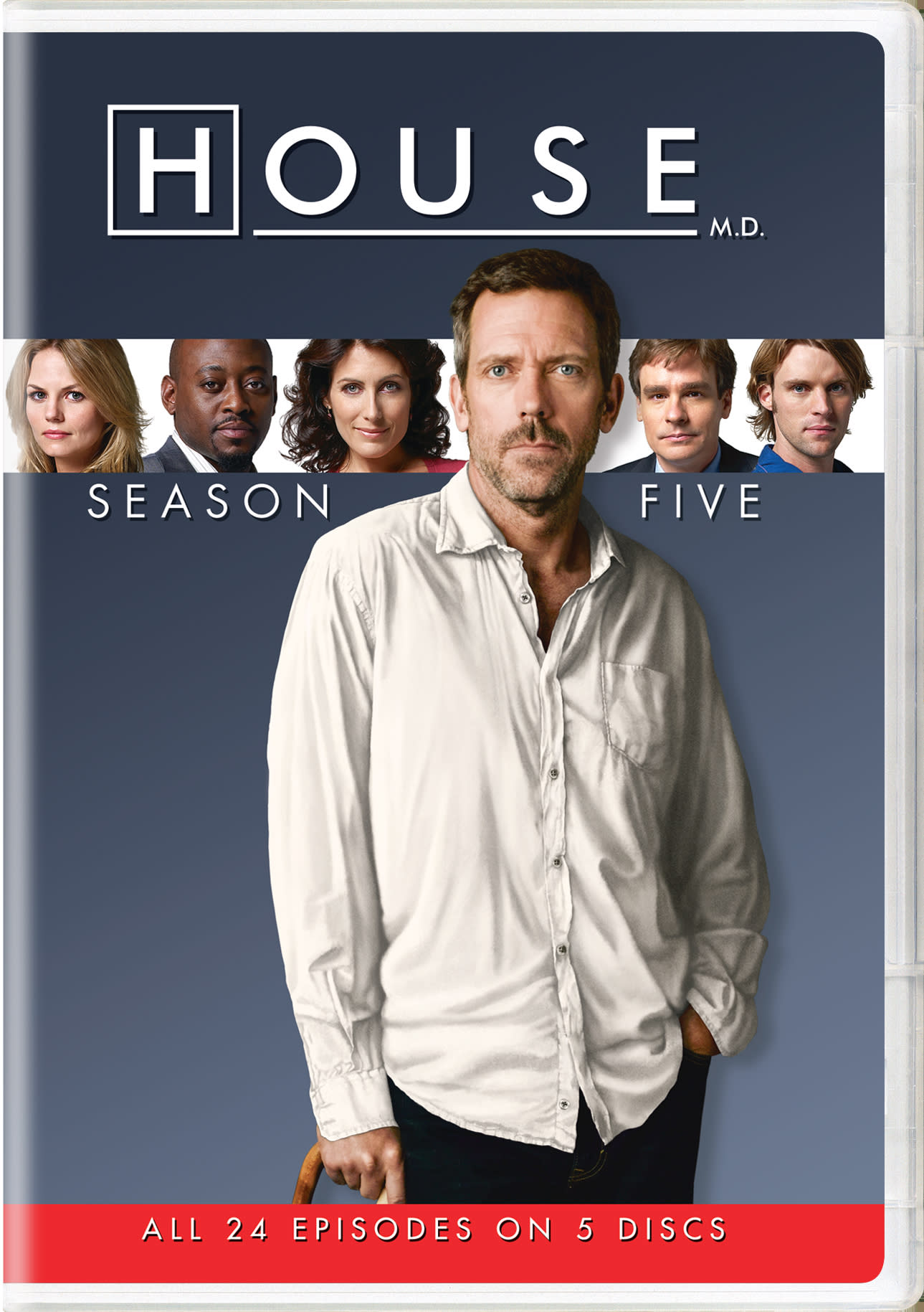 House: Season 5 [DVD]