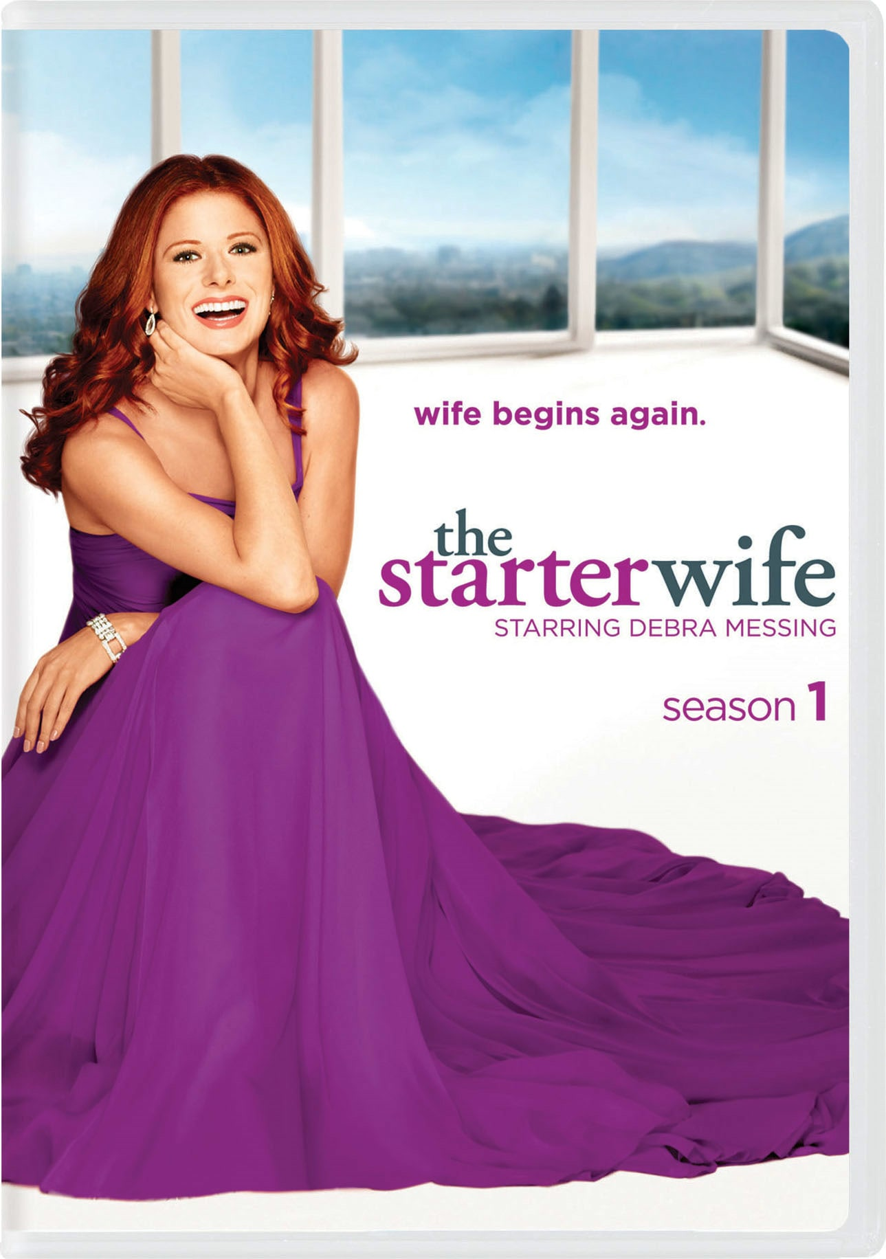 The Starter Wife: Season 1 [DVD]