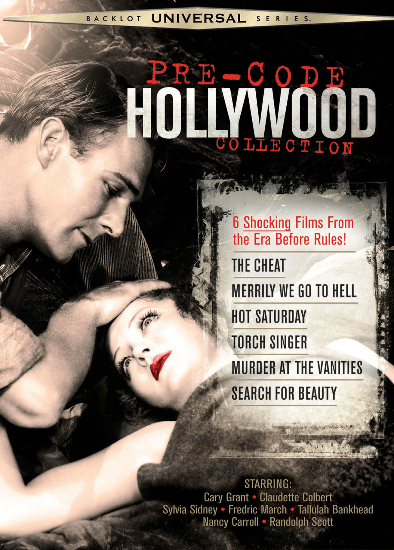 Pre-Code Hollywood Collection [DVD]