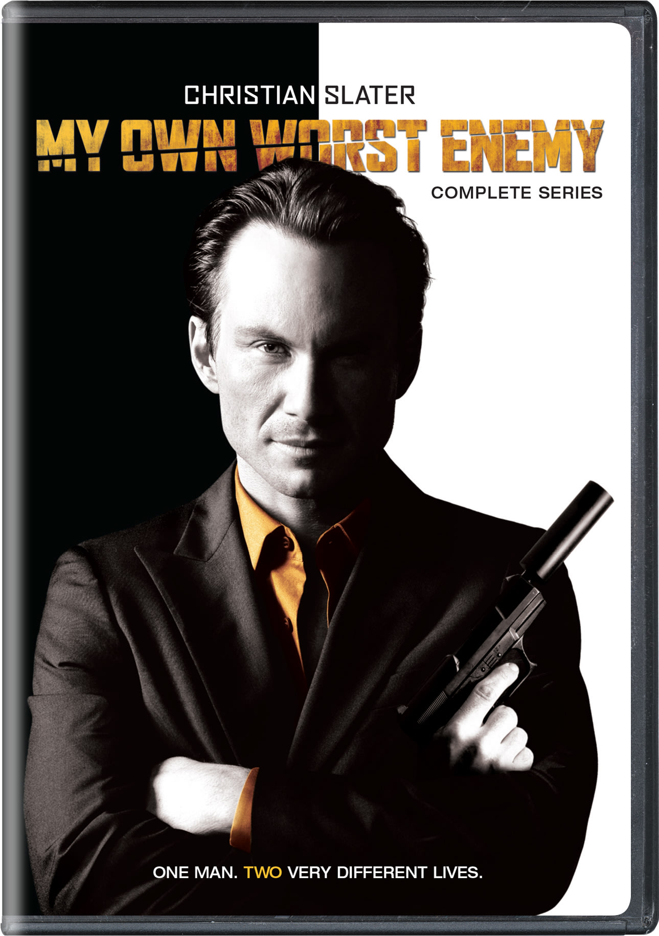 My Own Worst Enemy: The Complete Series [DVD]