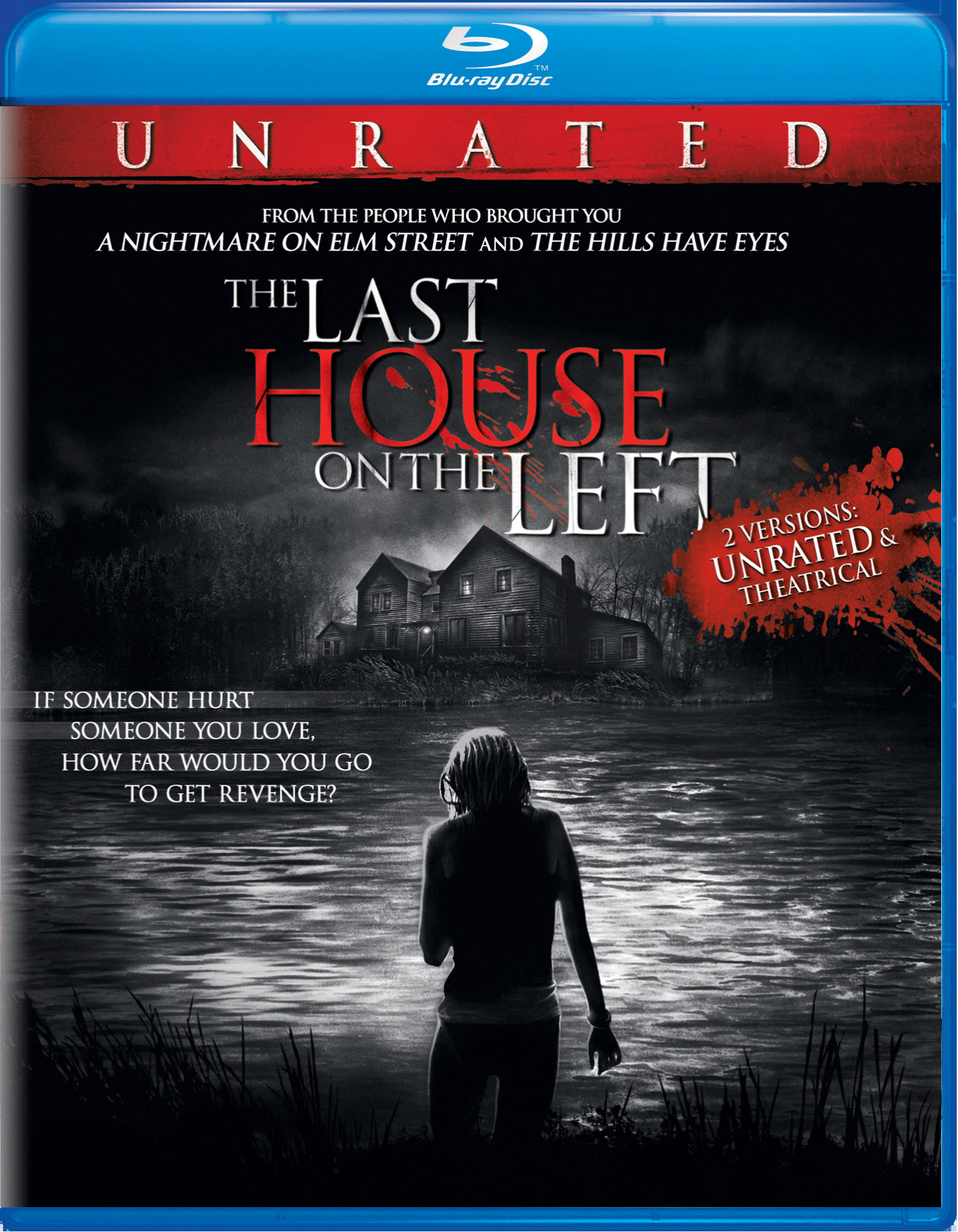 The Last House On the Left (Unrated) [Blu-ray]