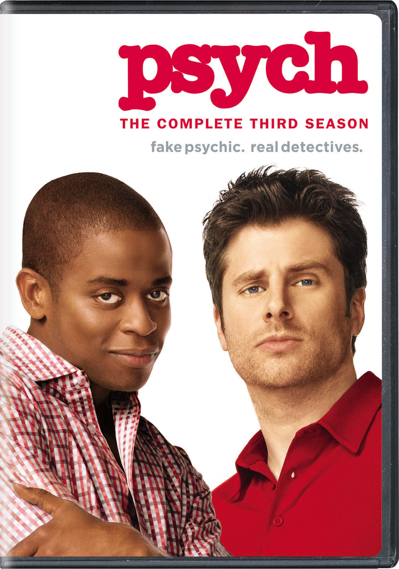 Psych: The Complete Third Season [DVD]
