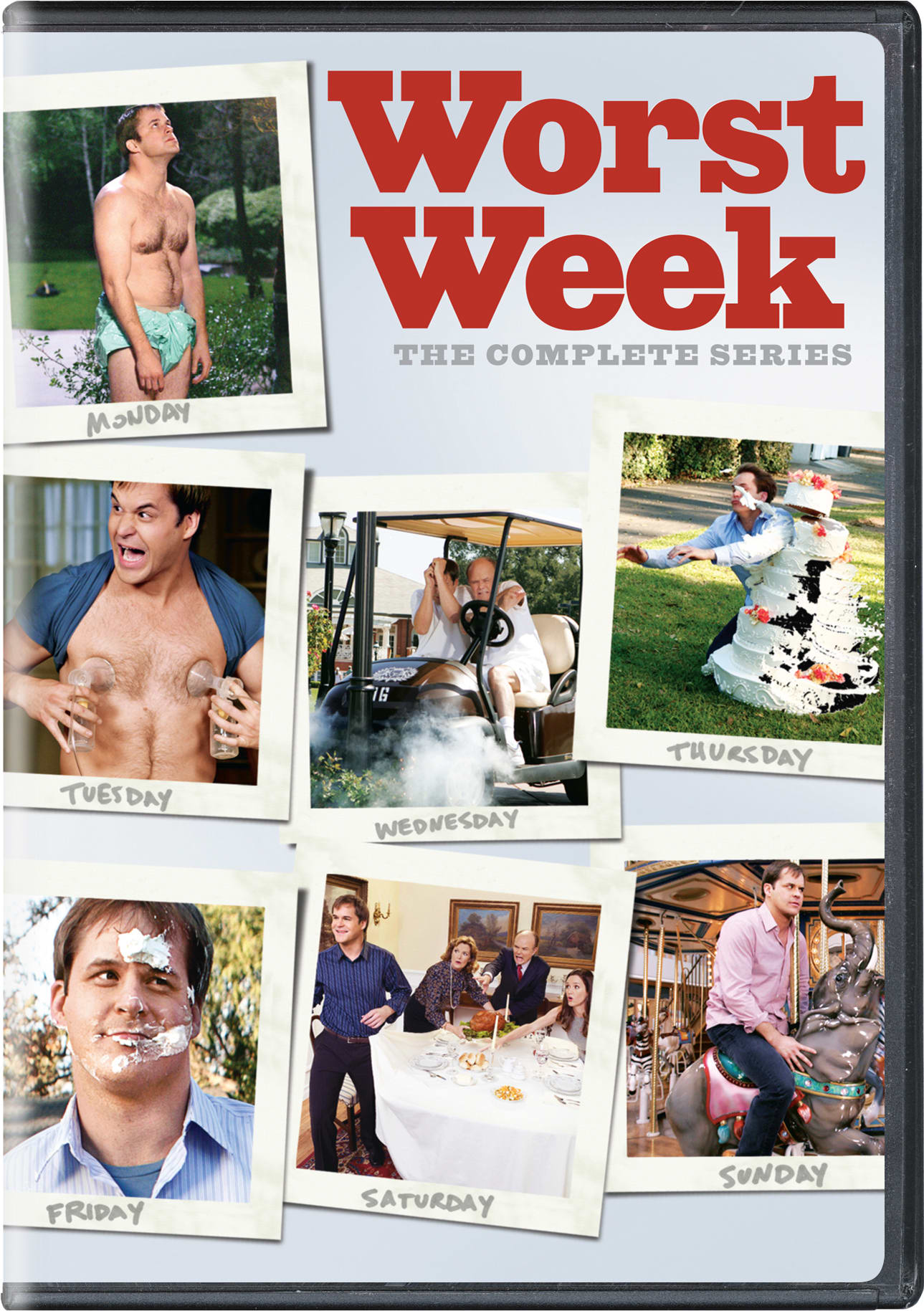 Worst Week: The Complete Series [DVD]