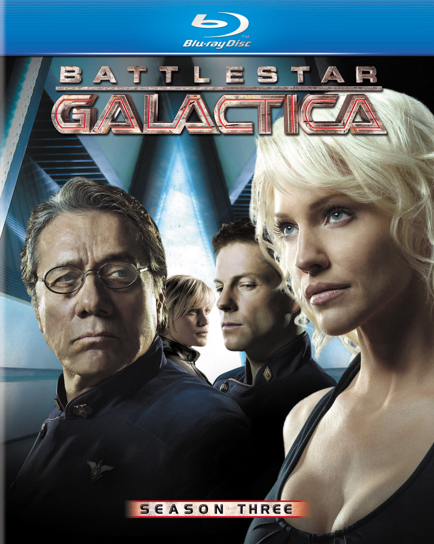 Battlestar Galactica: Season 3 [Blu-ray]