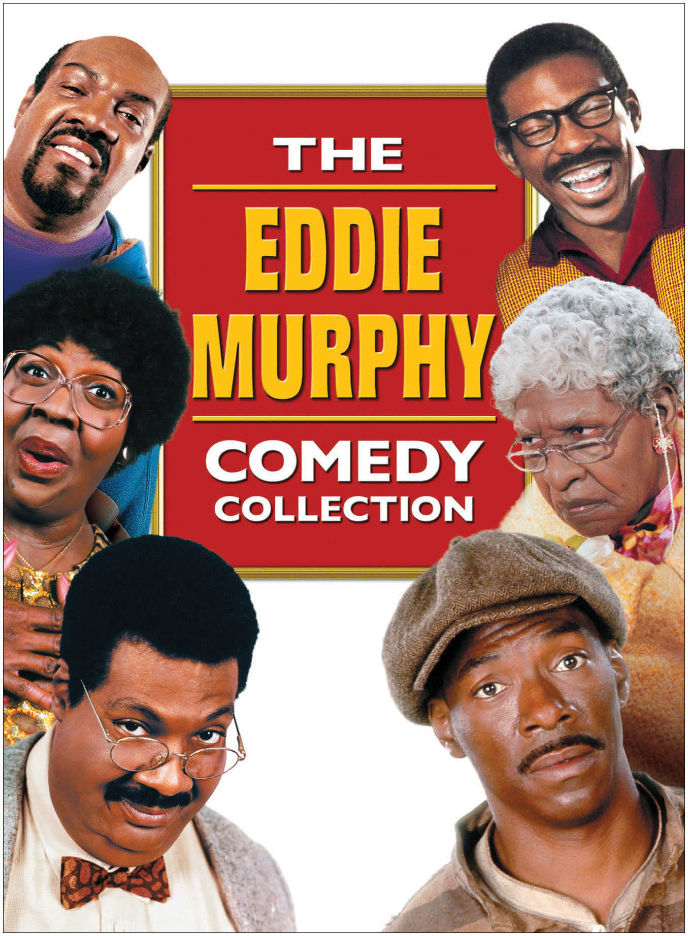 The Eddie Murphy Comedy Collection [DVD]