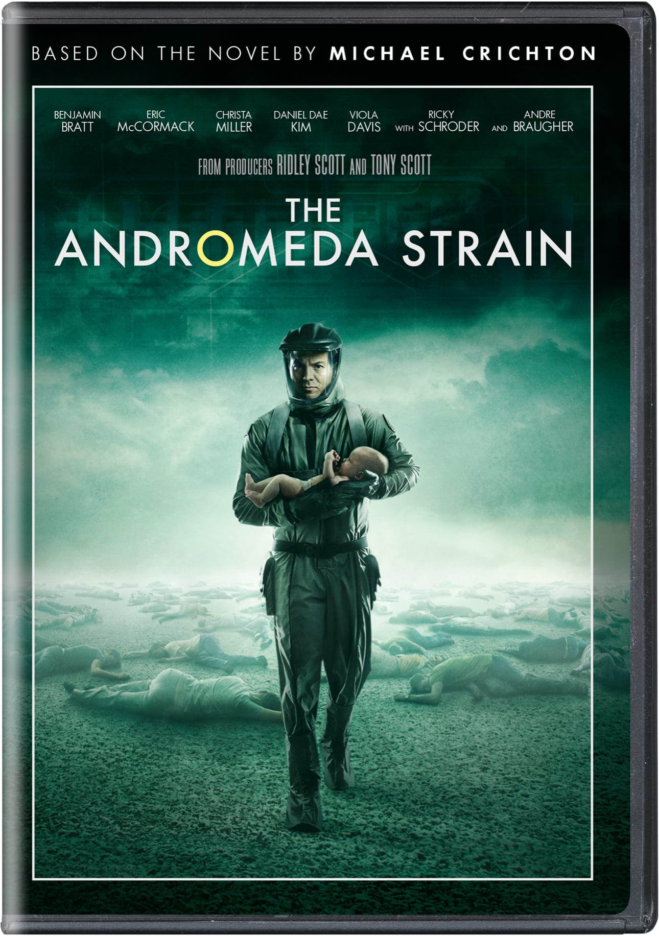 The Andromeda Strain: Season 1 [DVD]