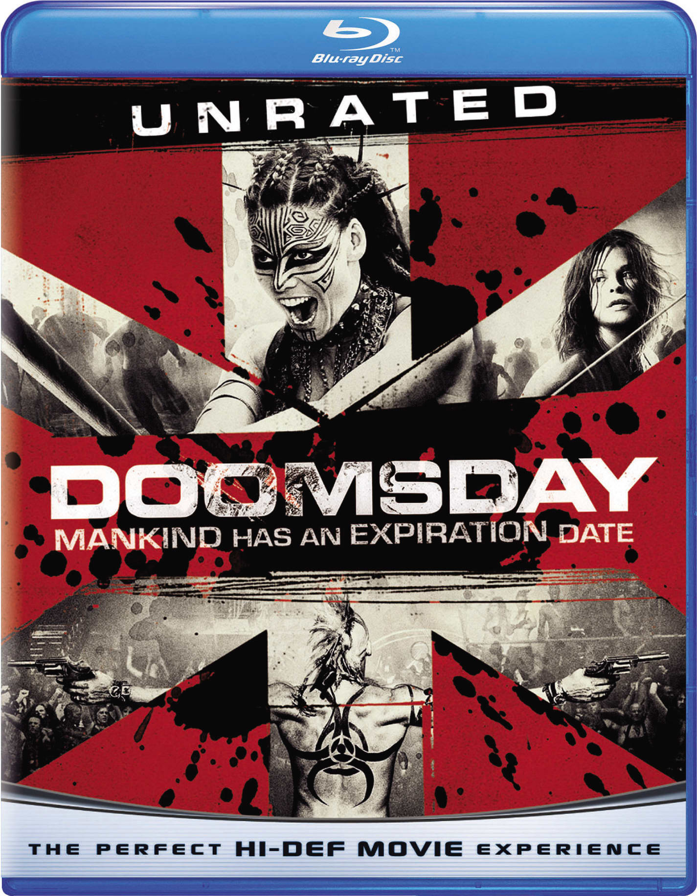 Doomsday [Blu-ray]