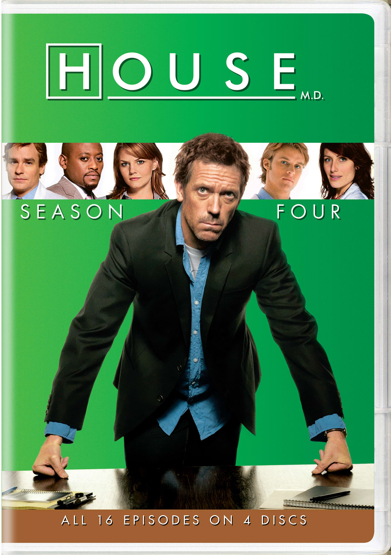 House: Season 4 [DVD]